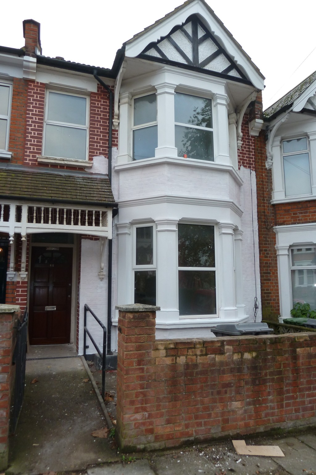 1 bedroom shared house To Let in London - Mid Terraced House