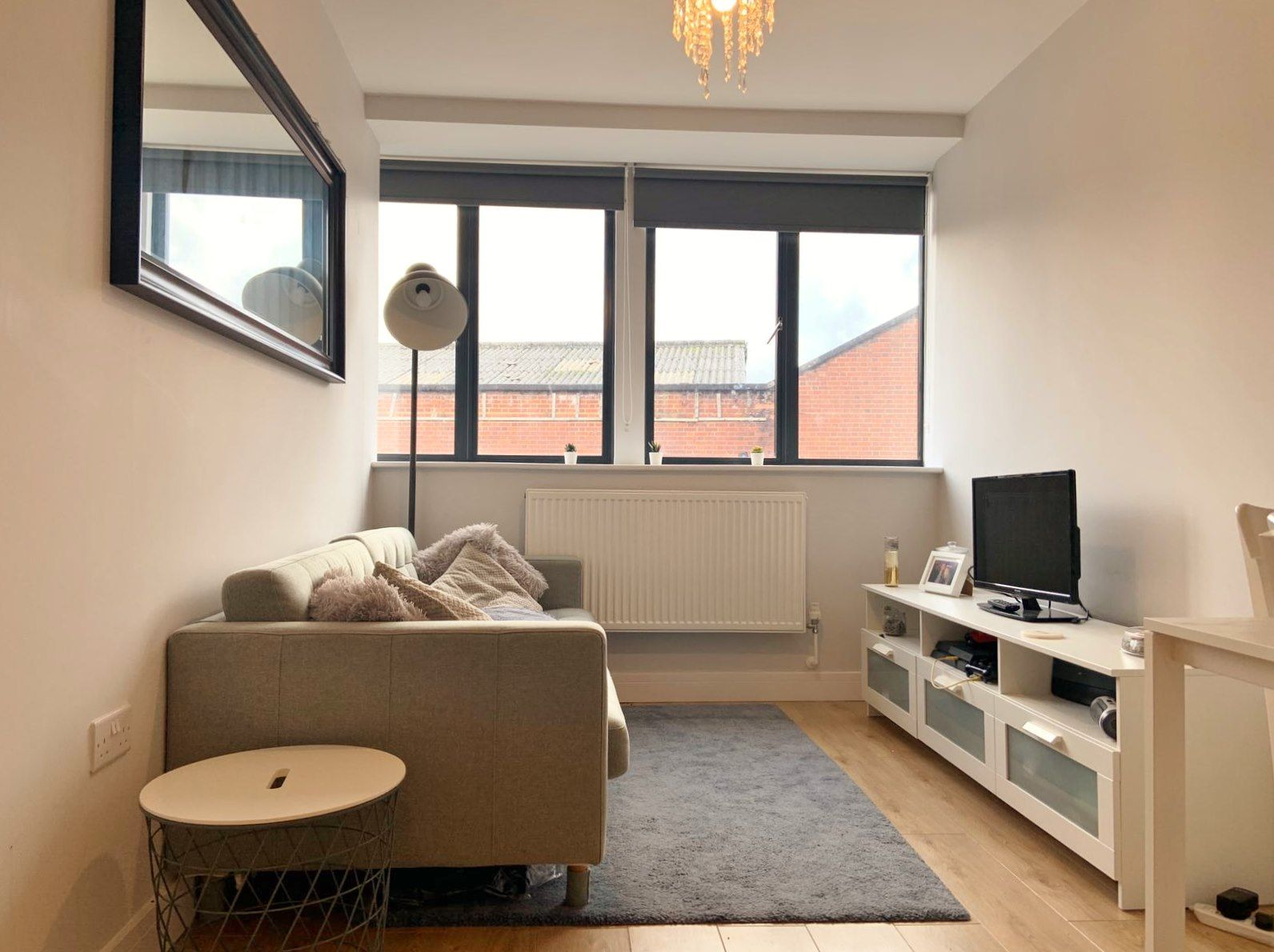 1 bedroom apartment flat/apartment To Let in Kingsbury - Open plan kitchen/living room