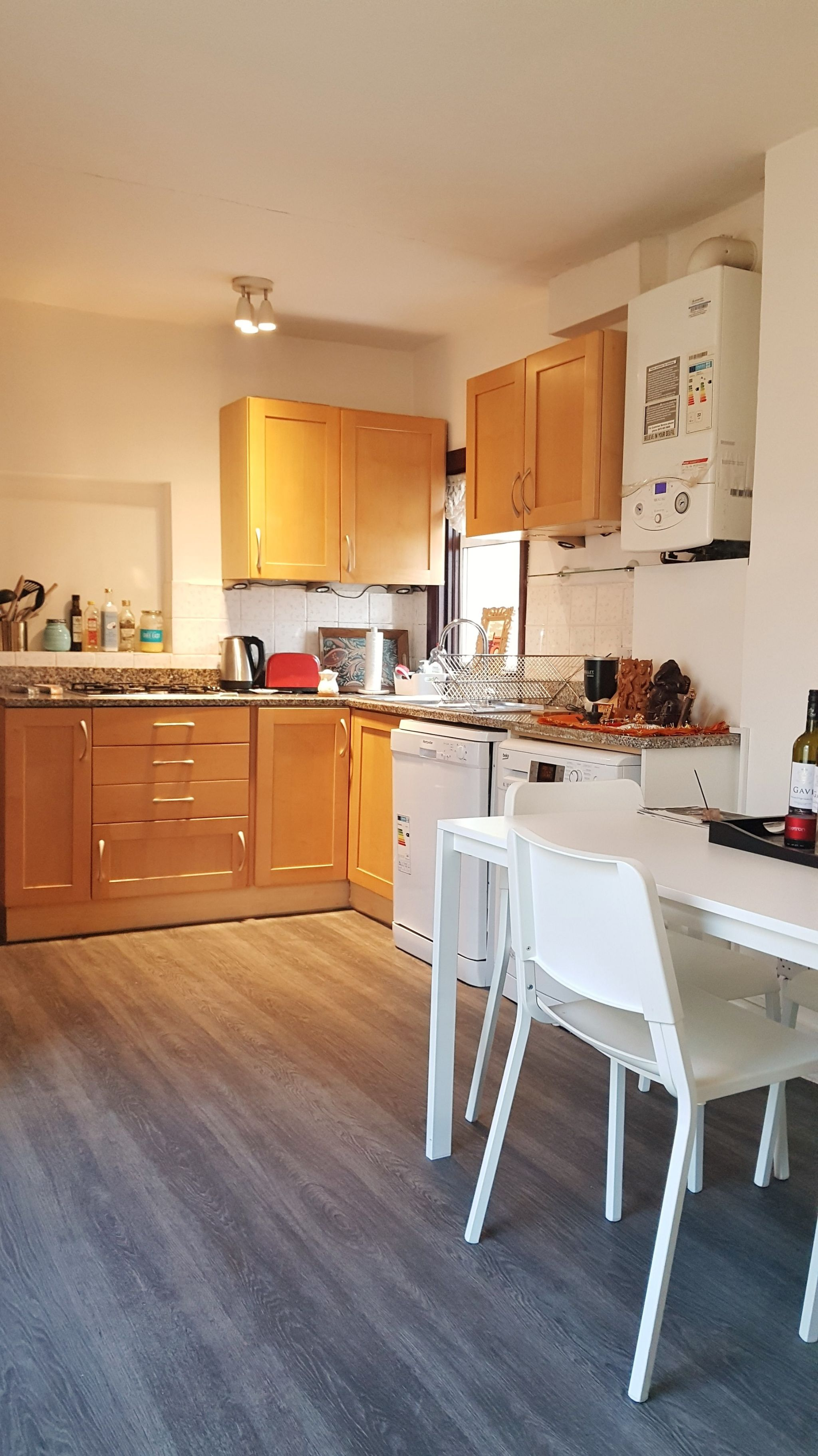 1 bedroom apartment flat/apartment Under Offer in London - Kitchen wood floors