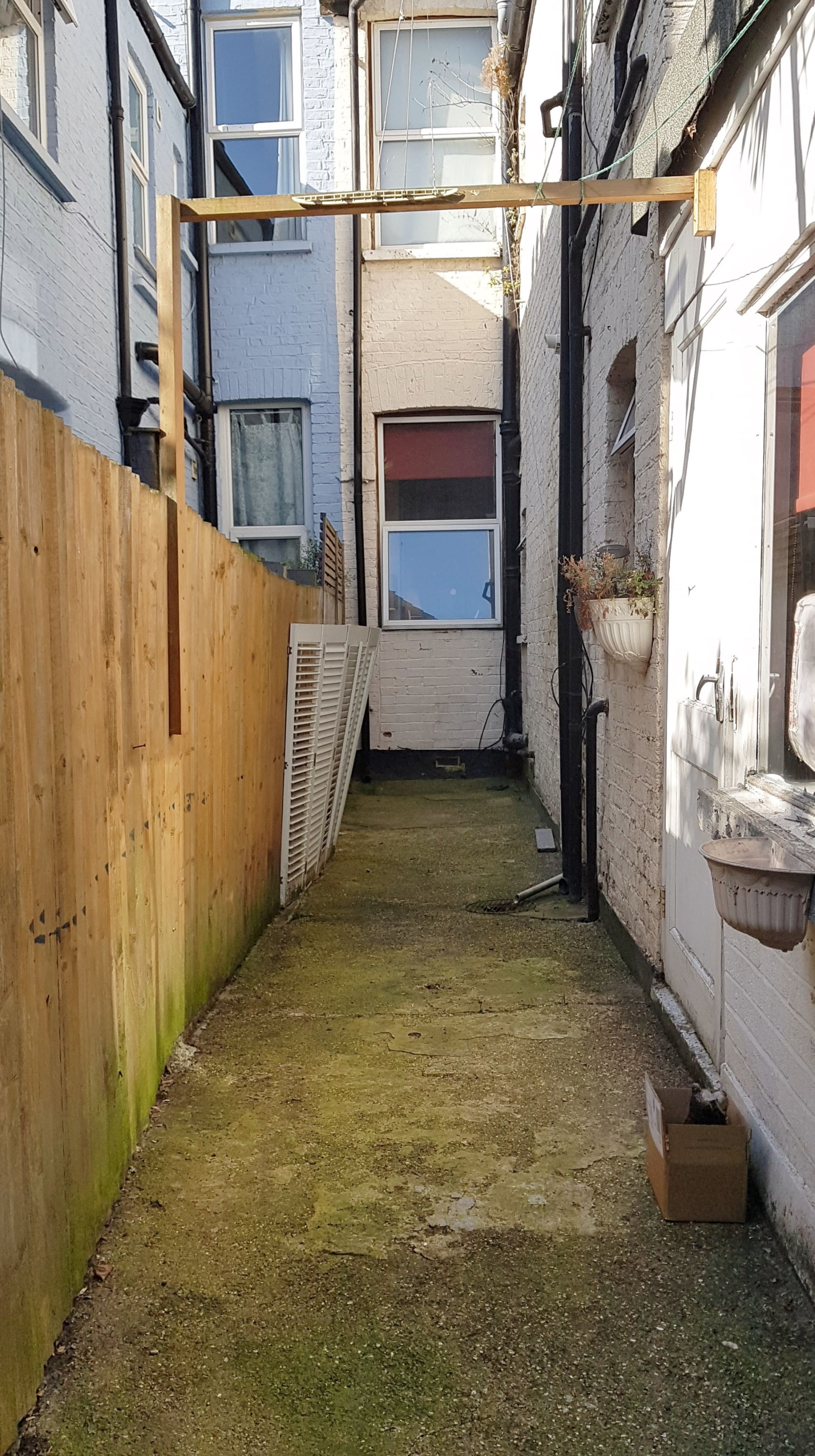 1 bedroom apartment flat/apartment Under Offer in London - Garden area