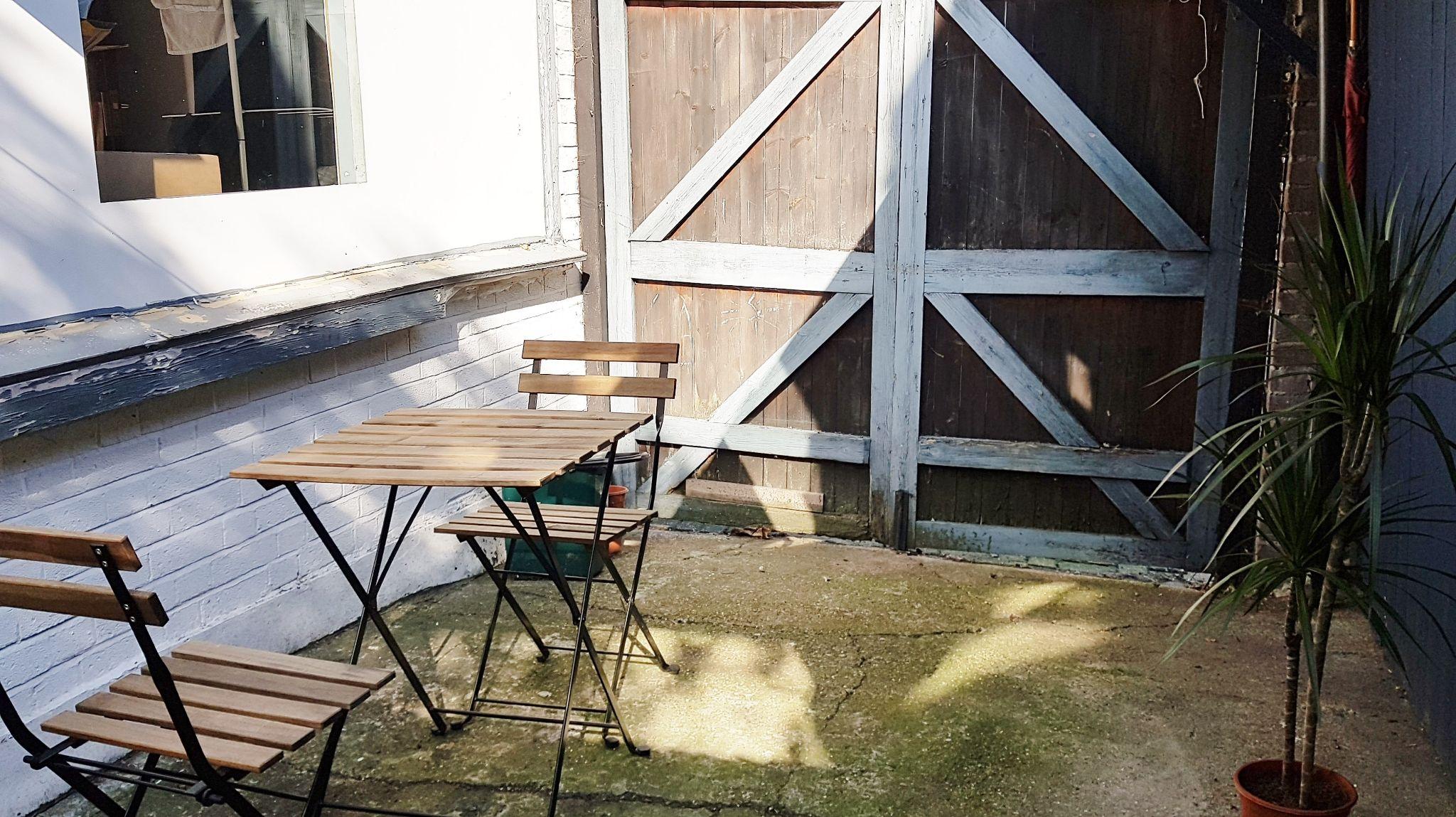 1 bedroom apartment flat/apartment Under Offer in London - Garage/Garden