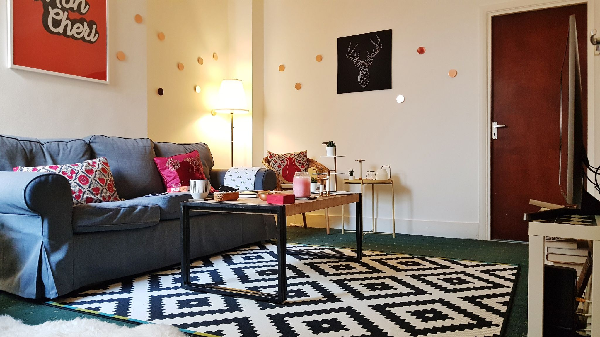 1 bedroom apartment flat/apartment Under Offer in London - Spacious Living Room