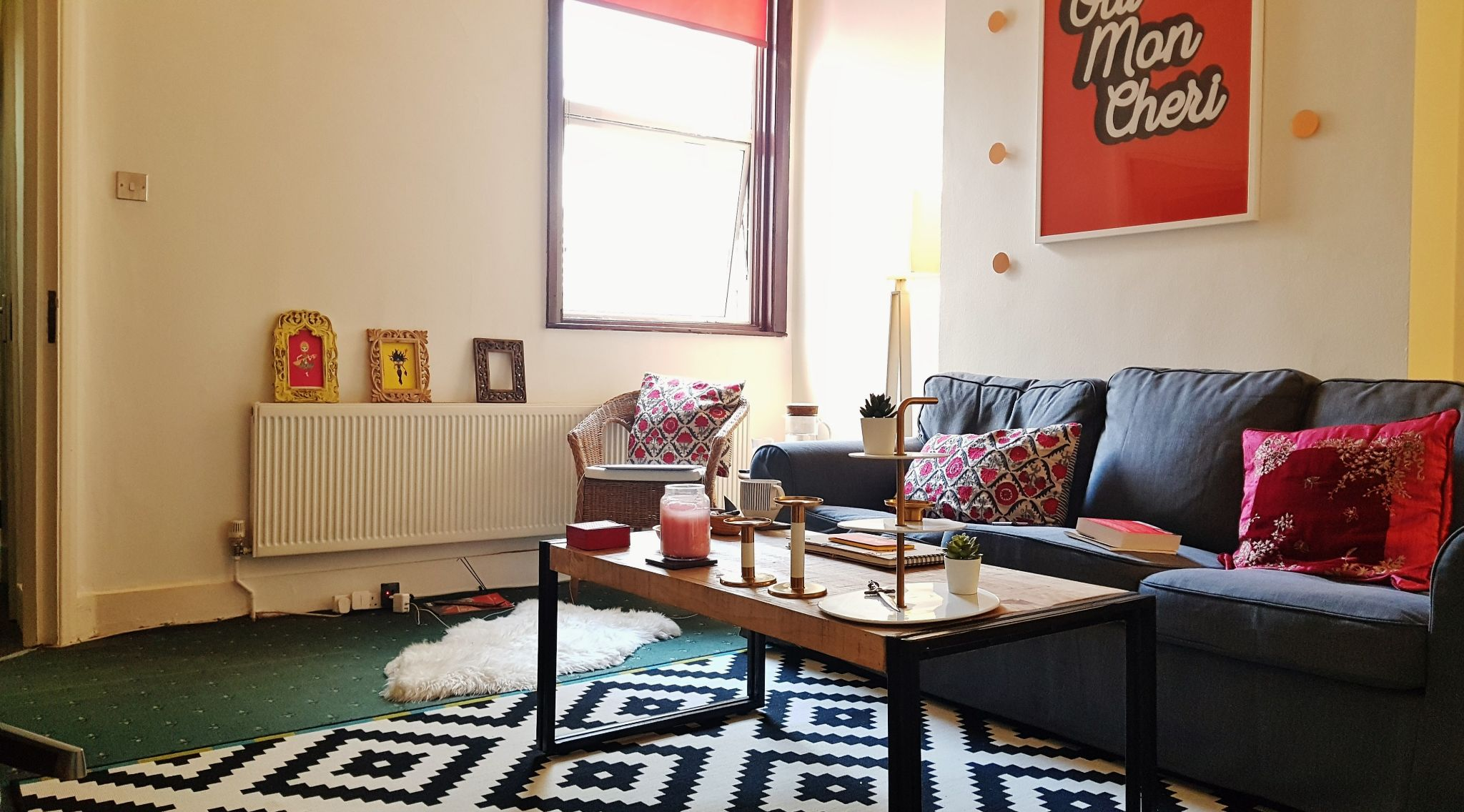 1 bedroom apartment flat/apartment Under Offer in London - Living room