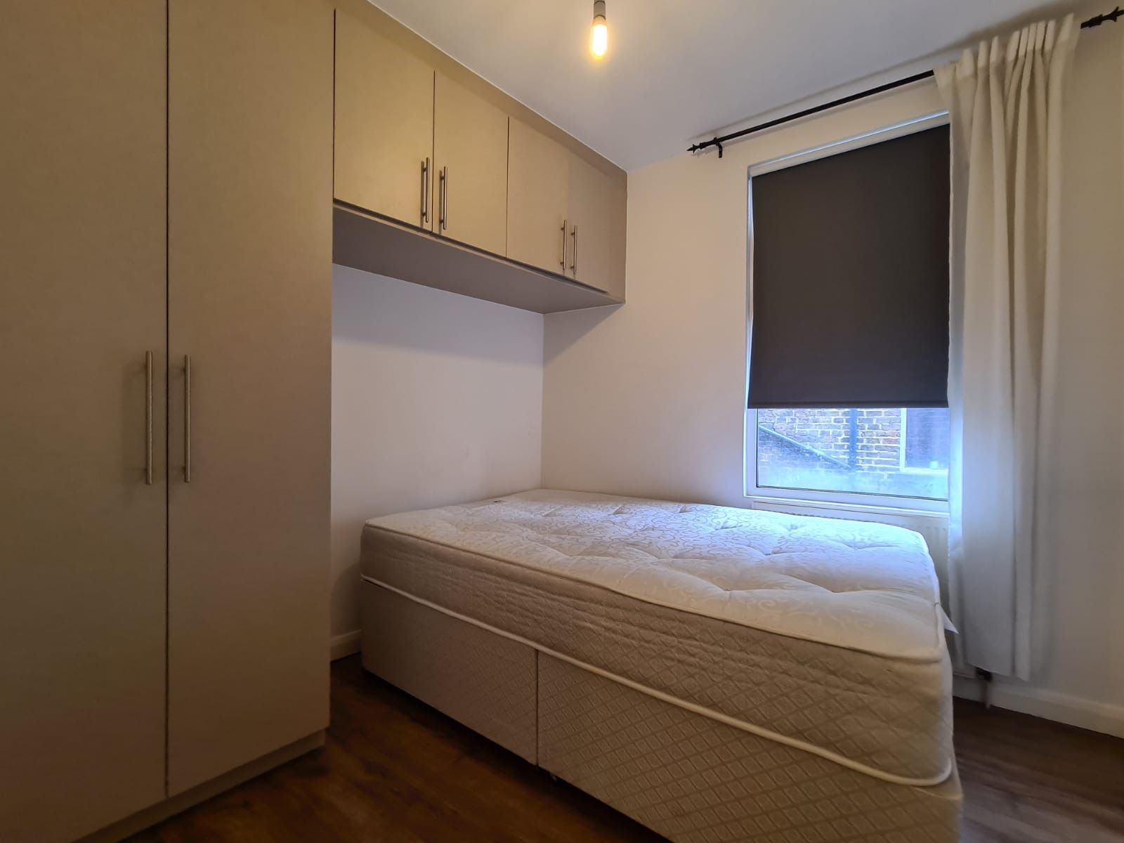 2 bedroom apartment flat/apartment To Let in Brent - Bed 1 with Fitted Wardrobe