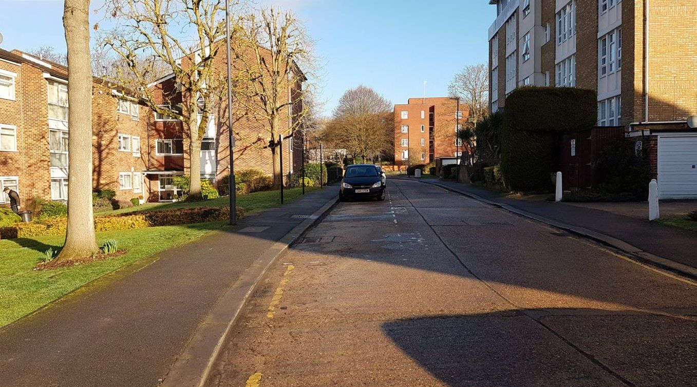 2 bedroom apartment flat/apartment To Let in Stanmore - Street view