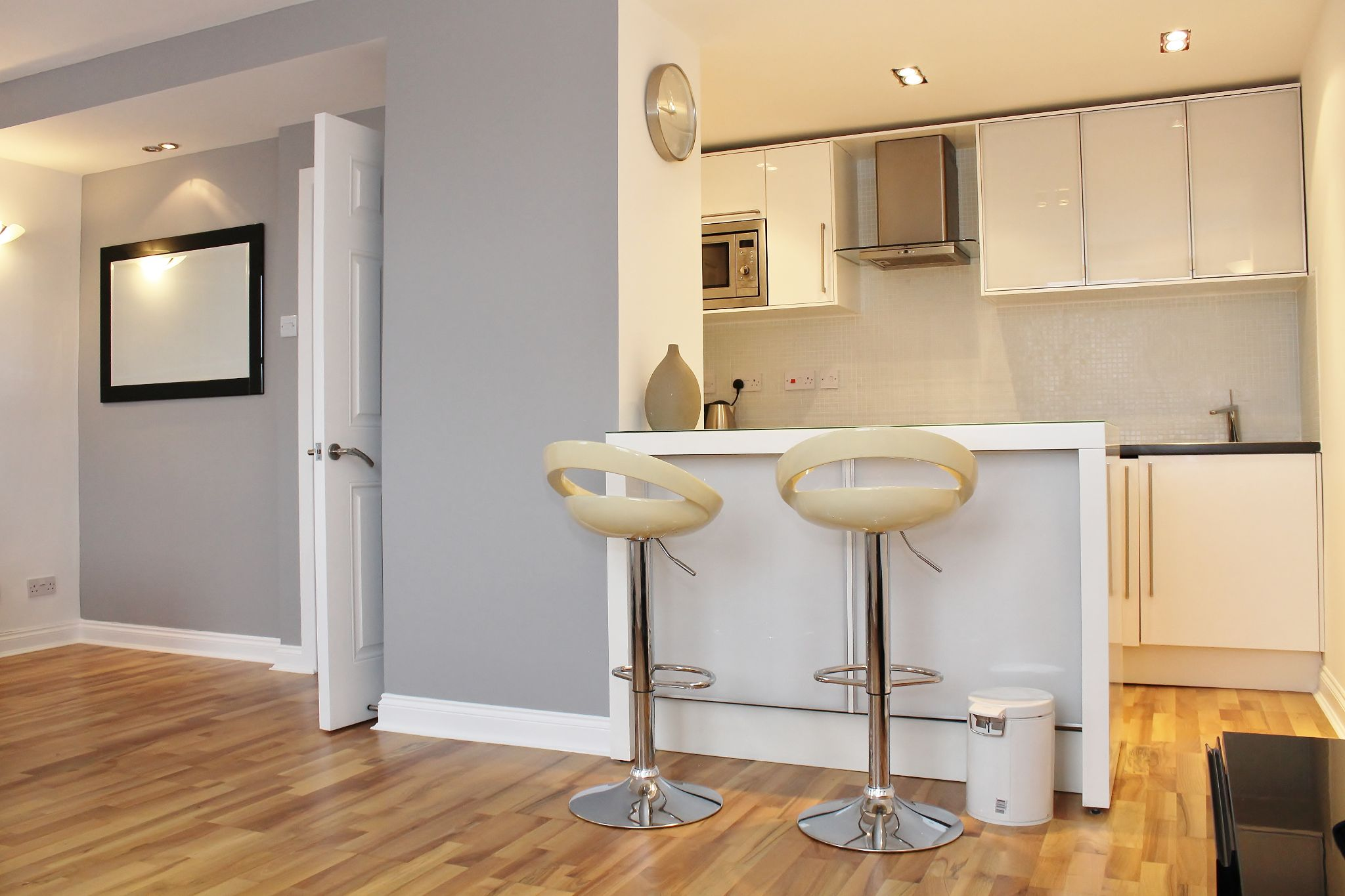 1 bedroom flat flat/apartment To Let in Notting Hill - Open plan kitchen/living room