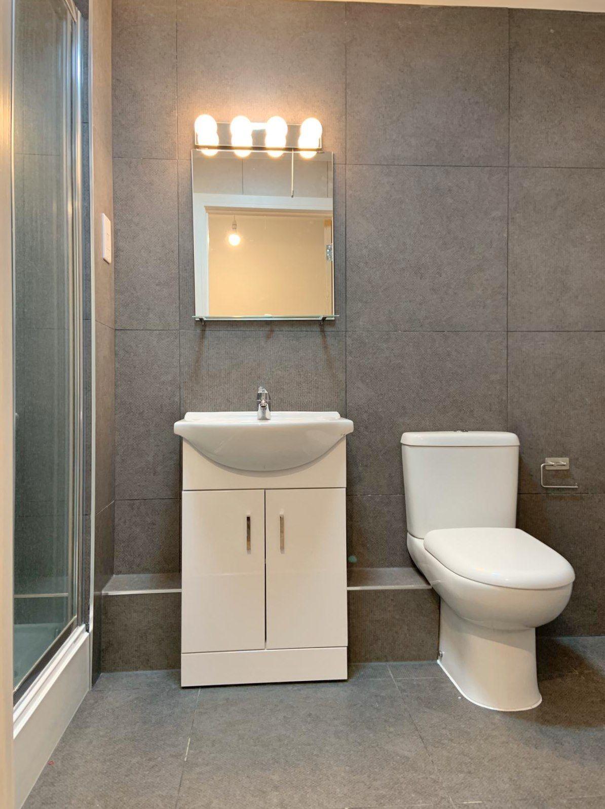 1 bedroom flat flat/apartment To Let in Kingsbury - BATHROOM/SHOWER