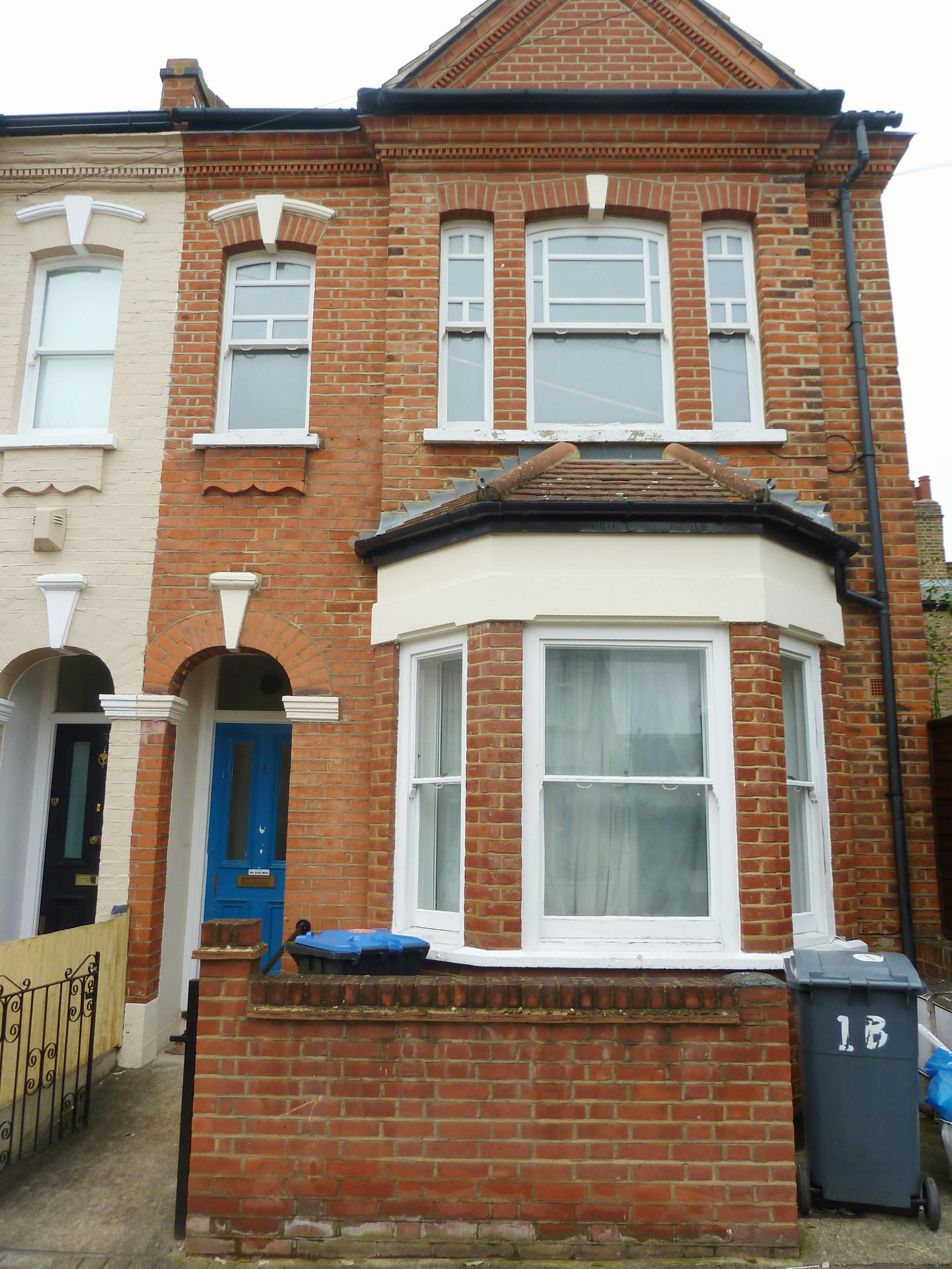 1 bedroom flat flat/apartment To Let in London - Front of the House