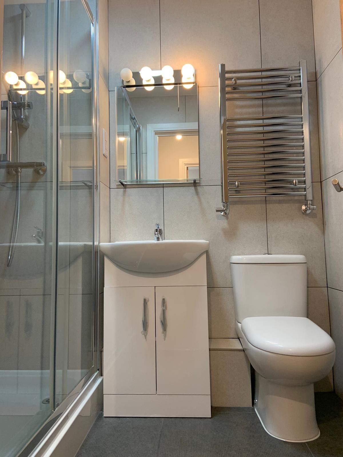 1 bedroom apartment flat/apartment Under Offer in Kingsbury - Bathroom
