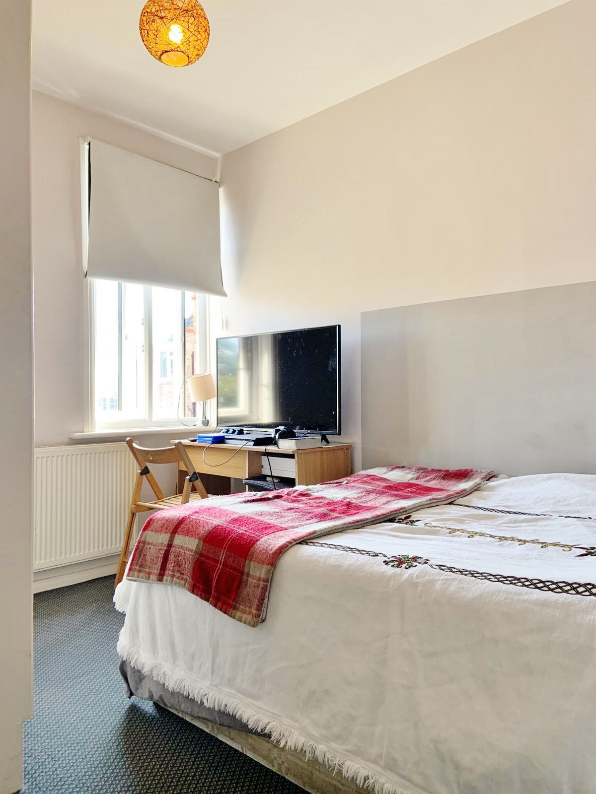 1 bedroom apartment flat/apartment To Let in London - DOUBLE BEDROOM/DOUBLE GLAZED WINDOWS