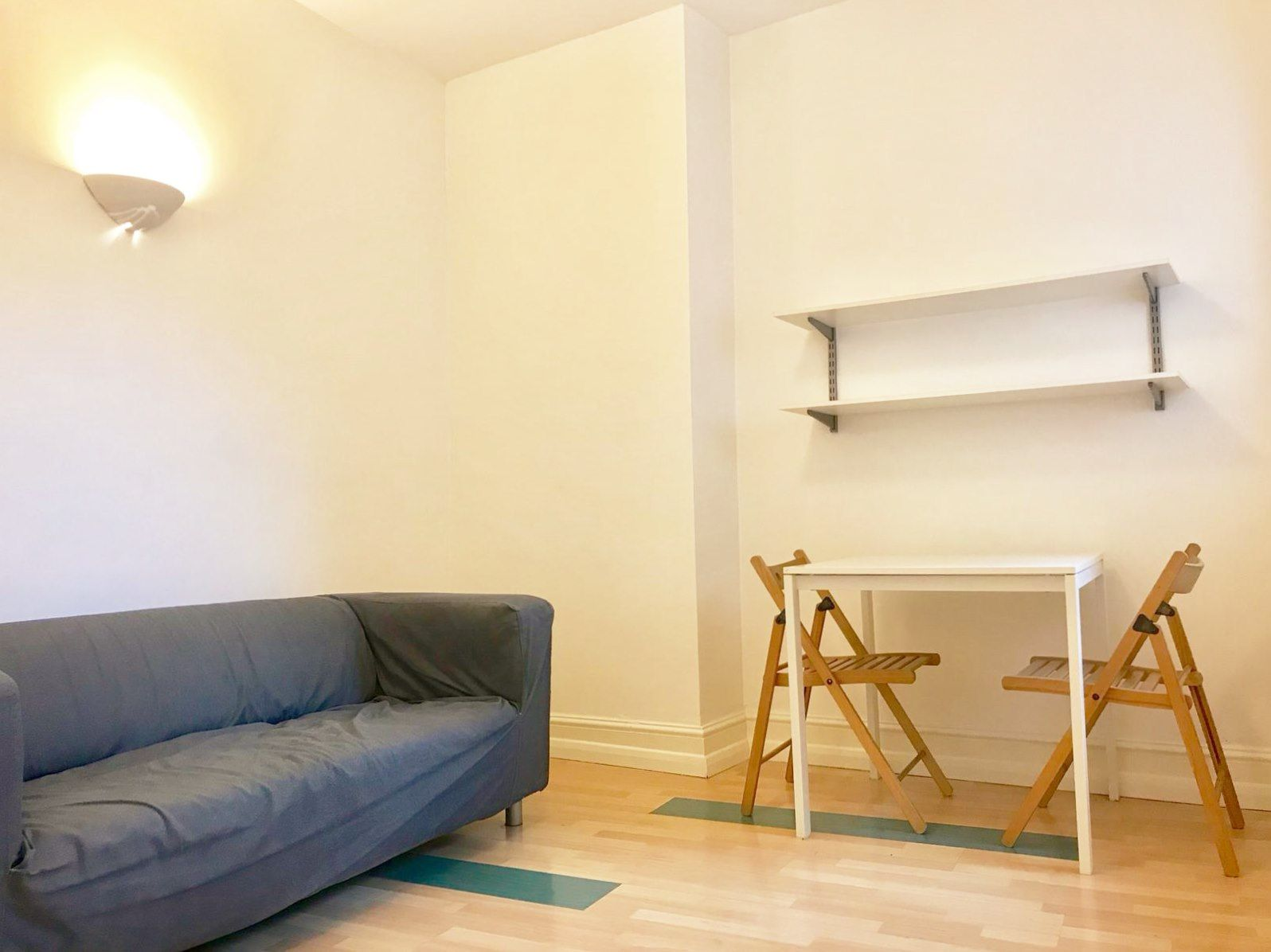 1 bedroom flat flat/apartment To Let in London - Separate Living Room