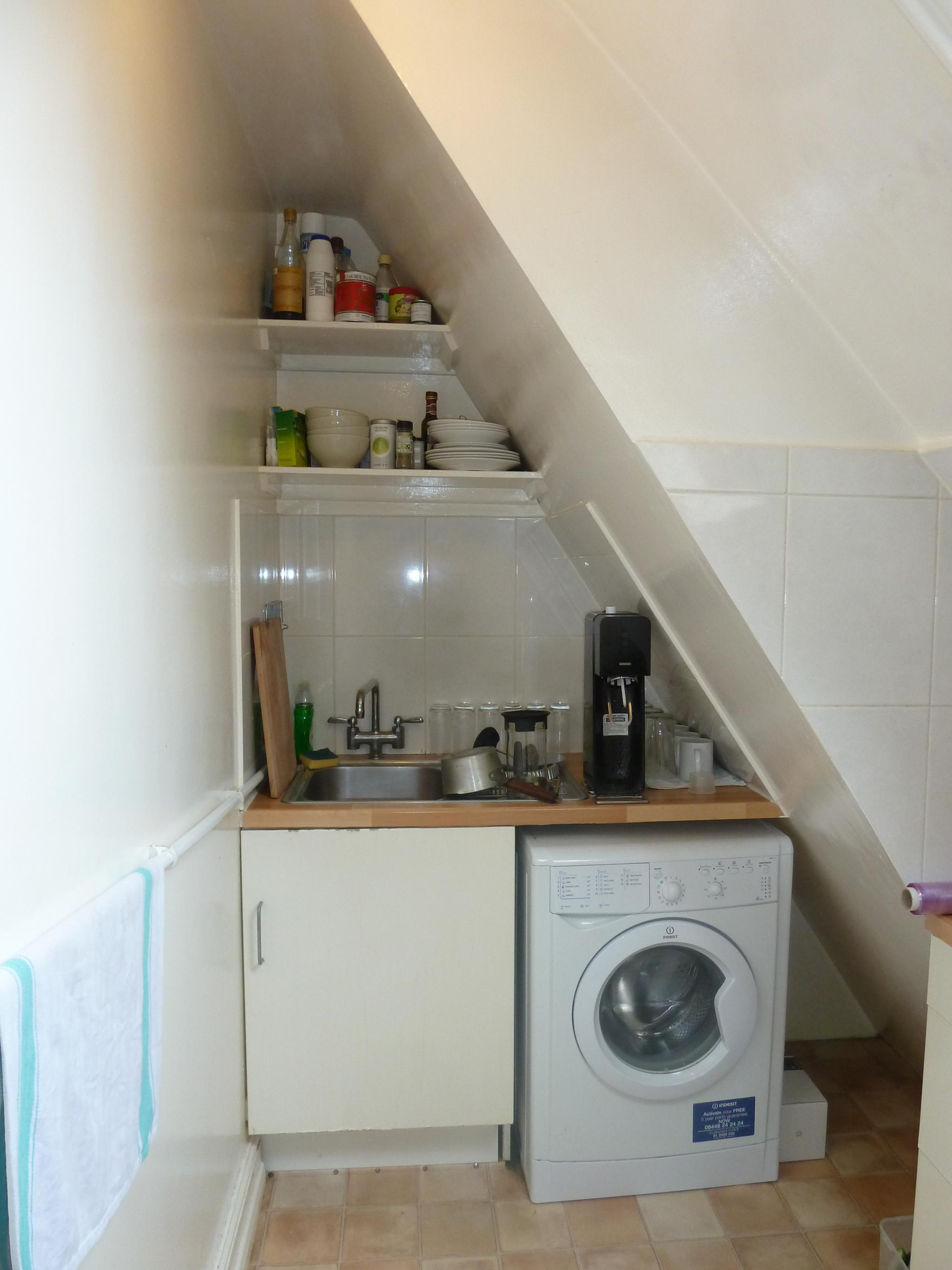 1 bedroom apartment flat/apartment To Let in London - WASHING MACHINE