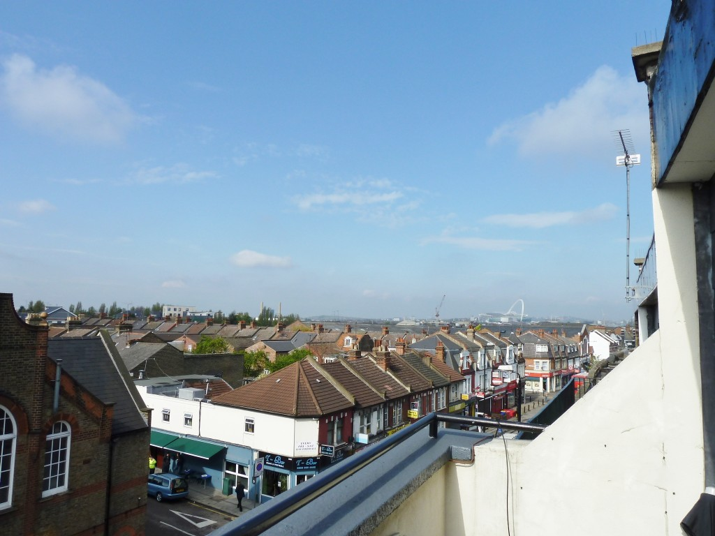 1 bedroom flat flat/apartment To Let in Willesden Green - Private Balcony