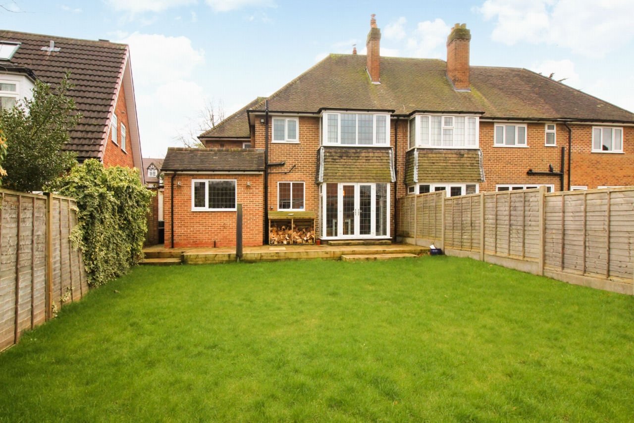 4 bedroom semi-detached house SSTC in Solihull - Photograph 12.
