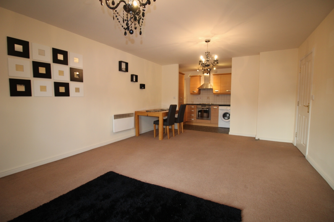 1 bedroom apartment flat/apartment To Let in Birmingham - Property photograph.