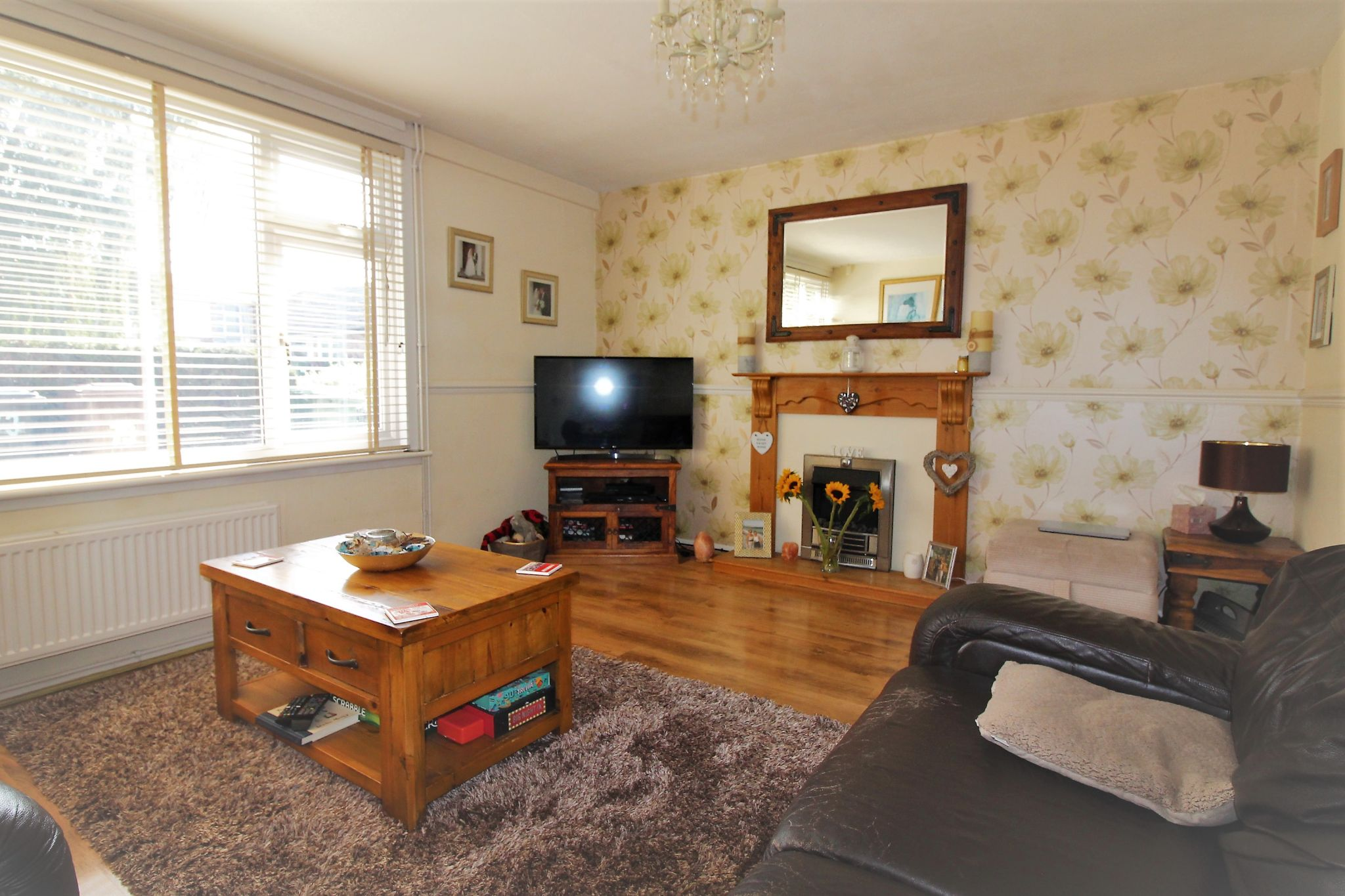 3 bedroom mid terraced house For Sale in Solihull - Photograph 3.