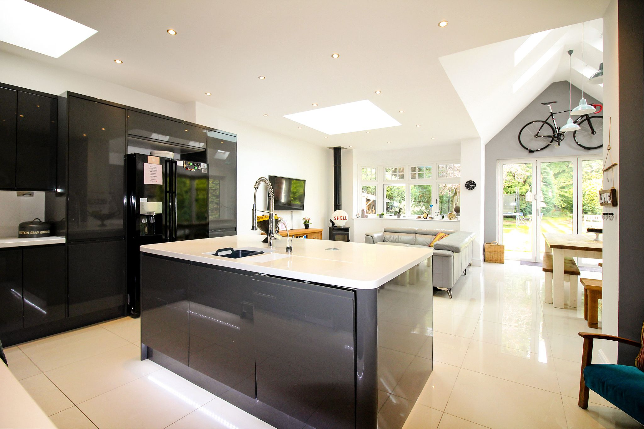 5 bedroom detached house For Sale in Solihull - Photograph 2.