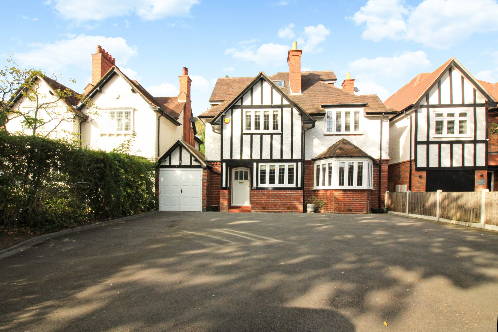 5 bedroom detached house For Sale in Solihull - Photograph 1.