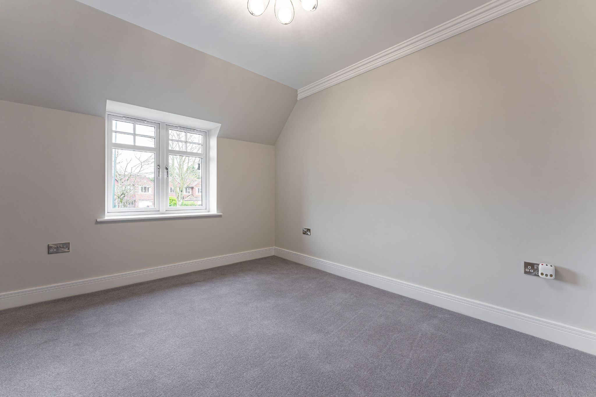 2 bedroom apartment flat/apartment SSTC in Solihull - Photograph 17.