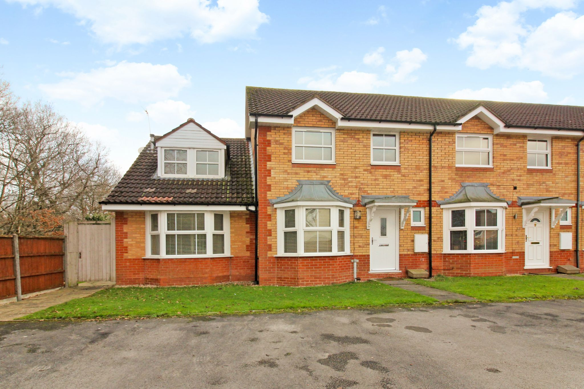 3 bedroom end terraced house SSTC in Solihull - Photograph 1.