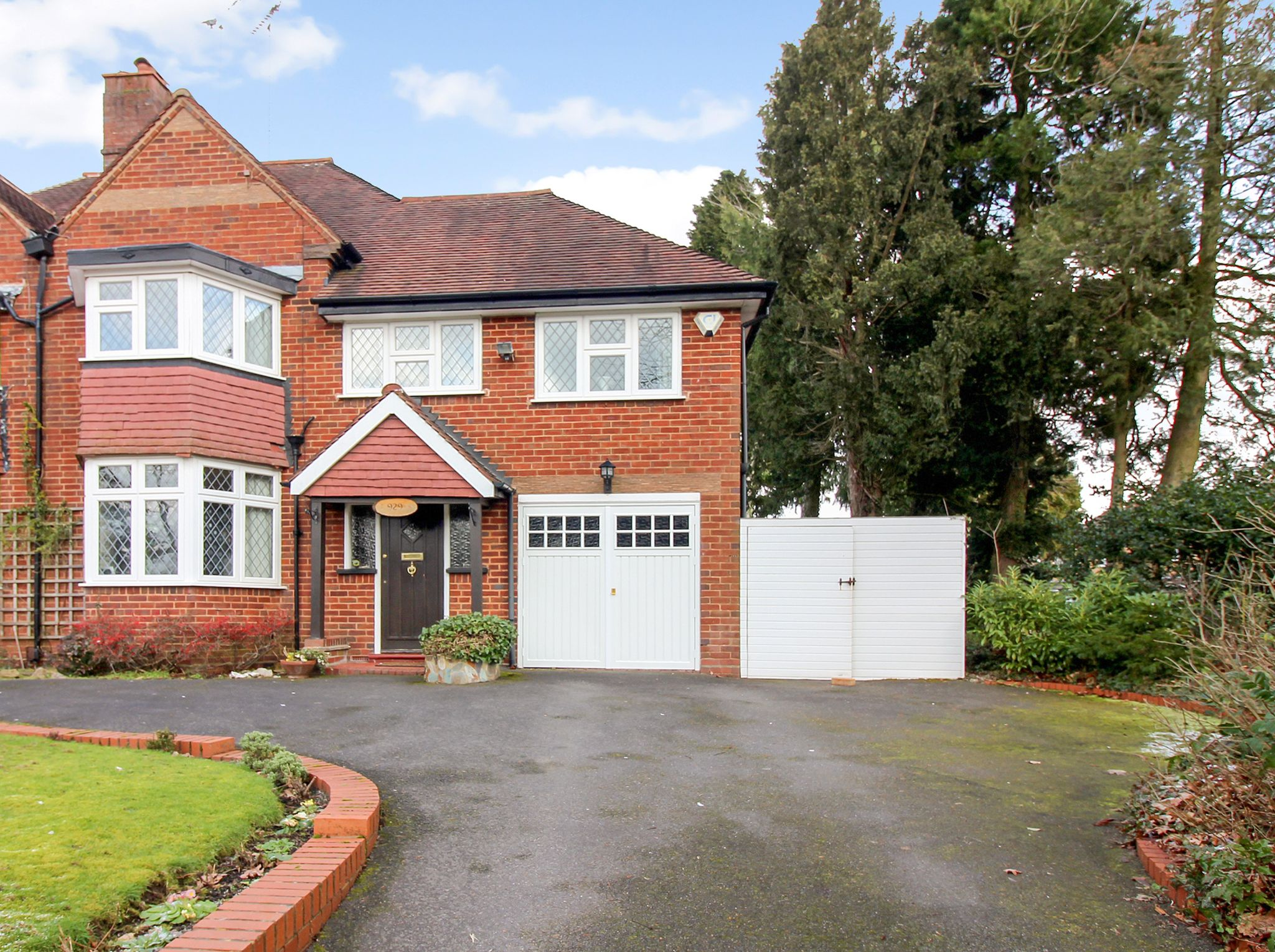 4 bedroom semi-detached house For Sale in Solihull - Photograph 1.