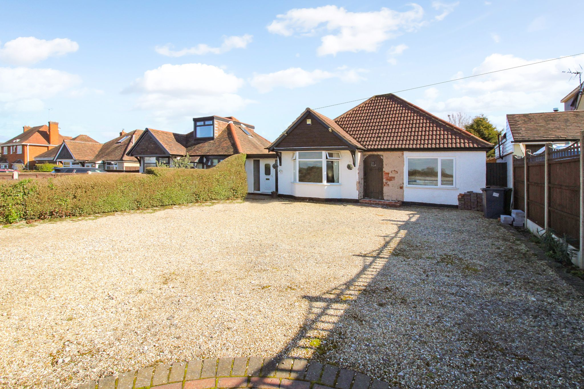 3 bedroom detached bungalow SSTC in Solihull - Photograph 1.
