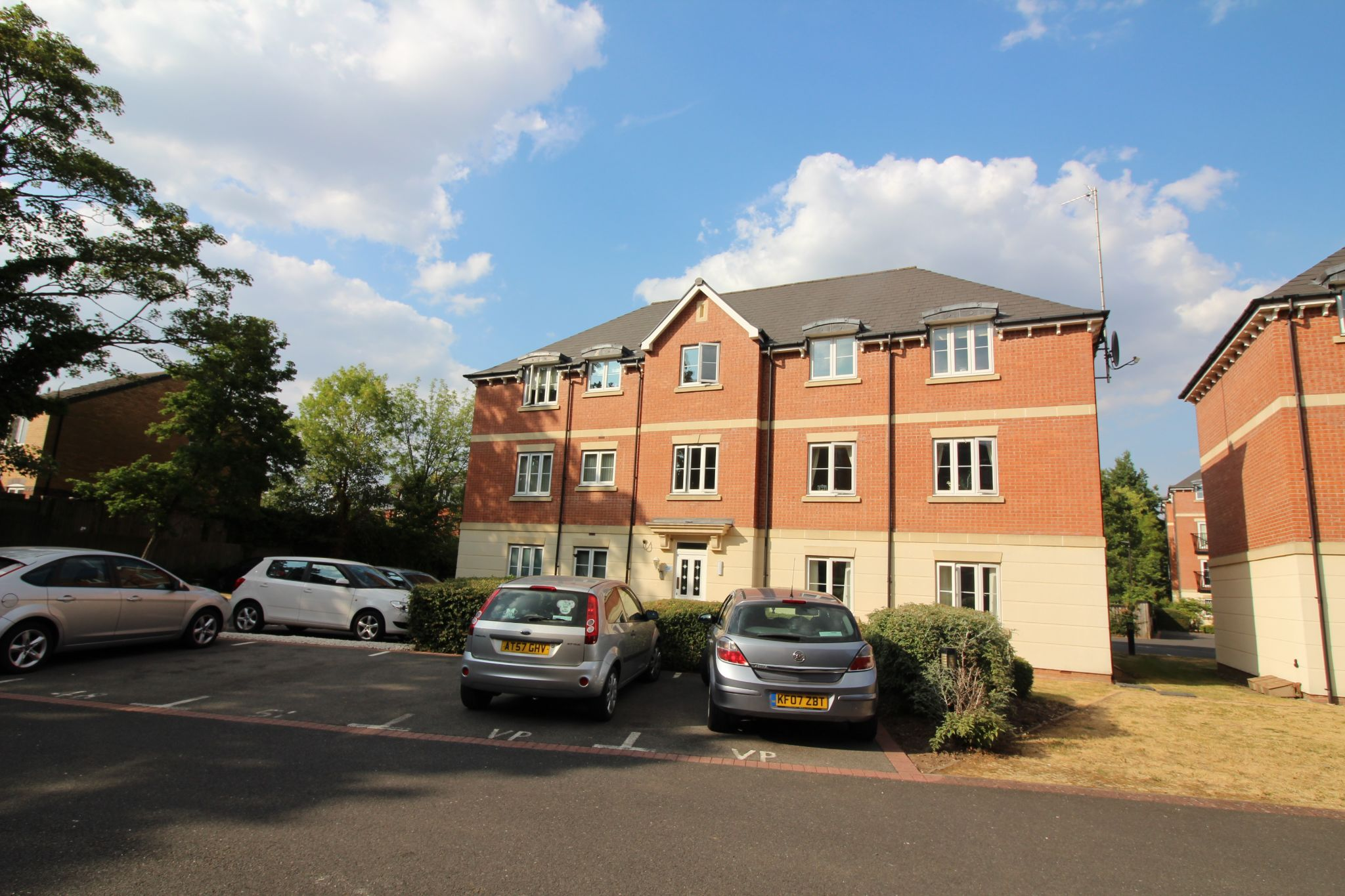 2 bedroom apartment flat/apartment For Sale in Solihull - Photograph 1.