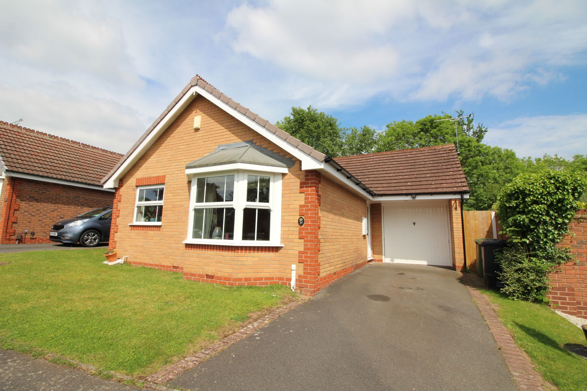 2 bedroom detached bungalow For Sale in Solihull - Photograph 1.