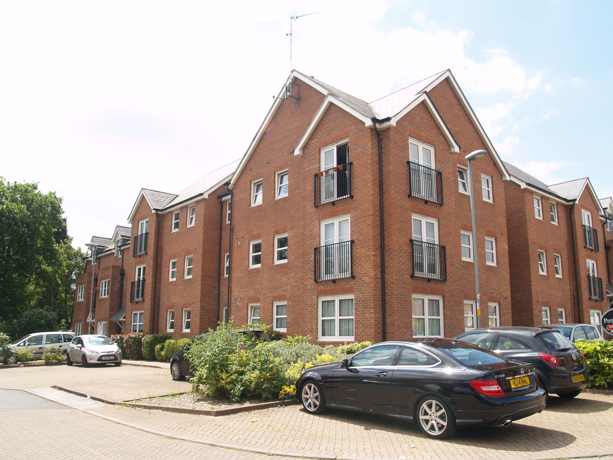 2 bedroom apartment flat/apartment For Sale in Birmingham - Property photograph.