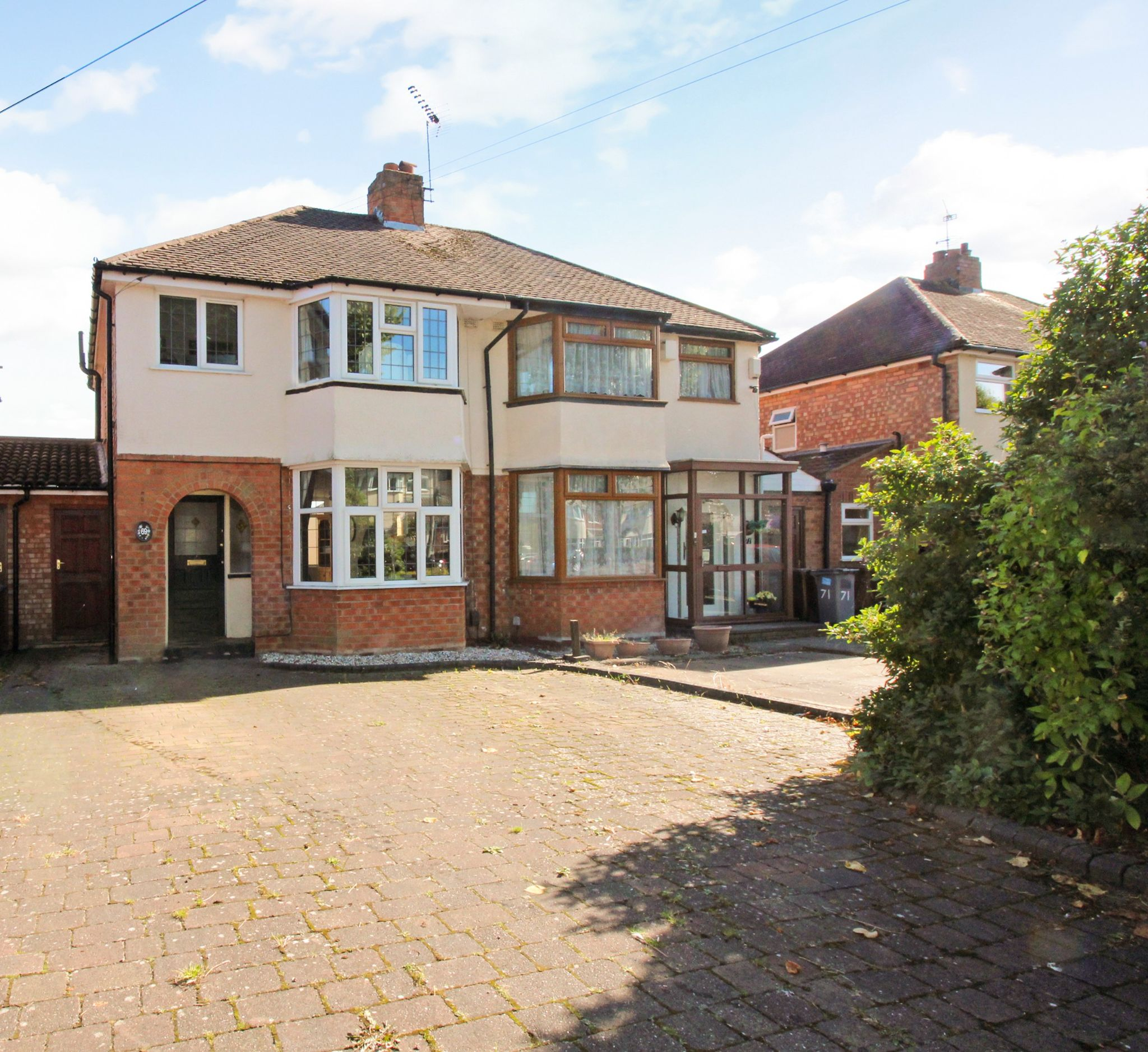 3 bedroom semi-detached house For Sale in Solihull - Photograph 12.