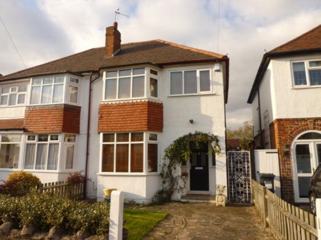 3 bedroom semi detached house To Let in Solihull - Photograph 1.