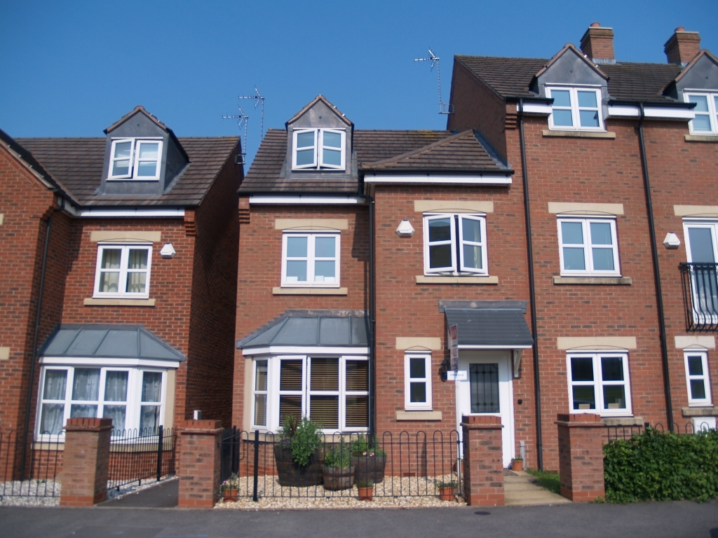 4 bedroom end terraced house Application Made in Solihull - Photograph 1.