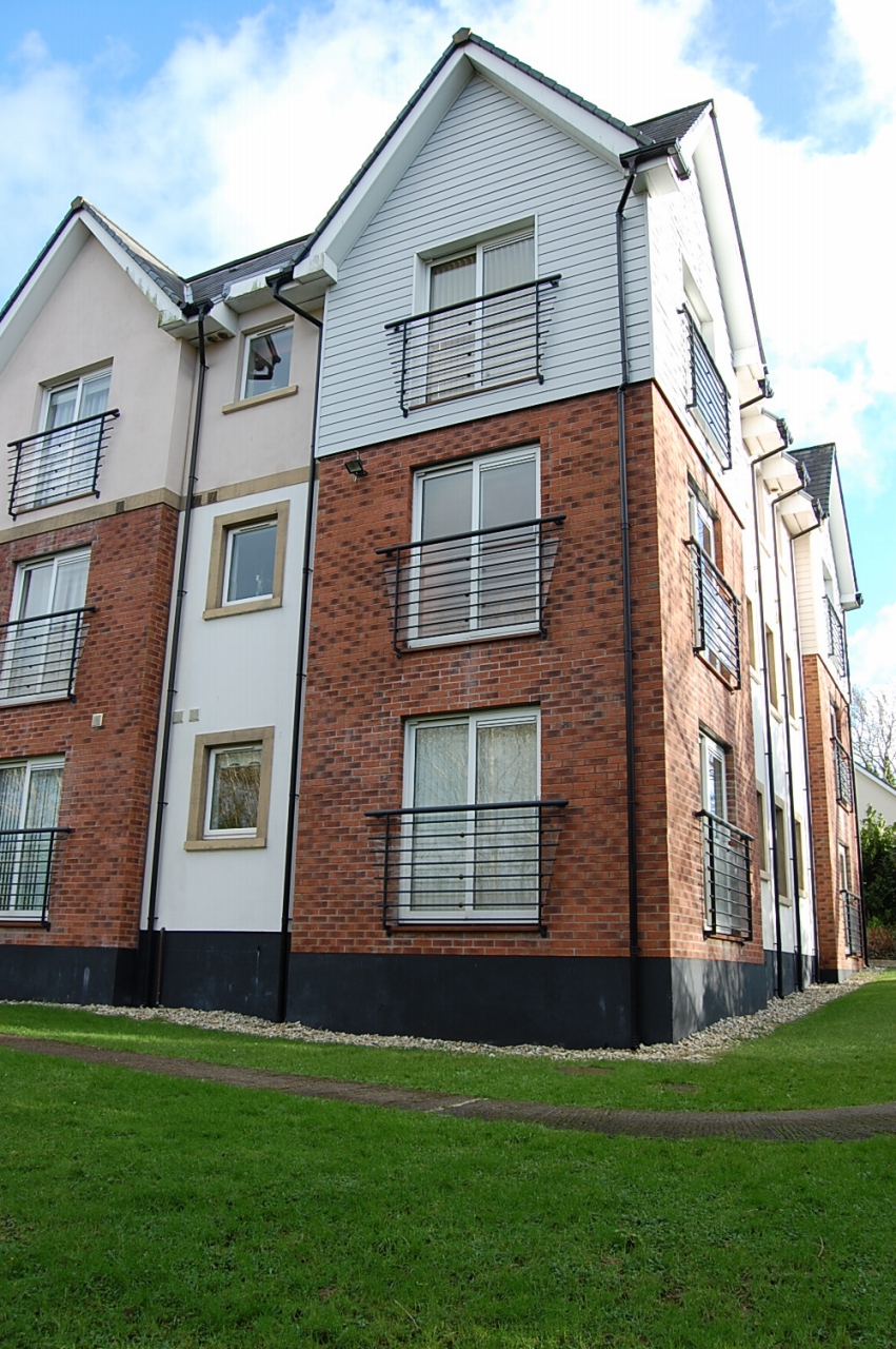 1 bedroom apartment flat/apartment Let Agreed in Union Mills - Photograph 1