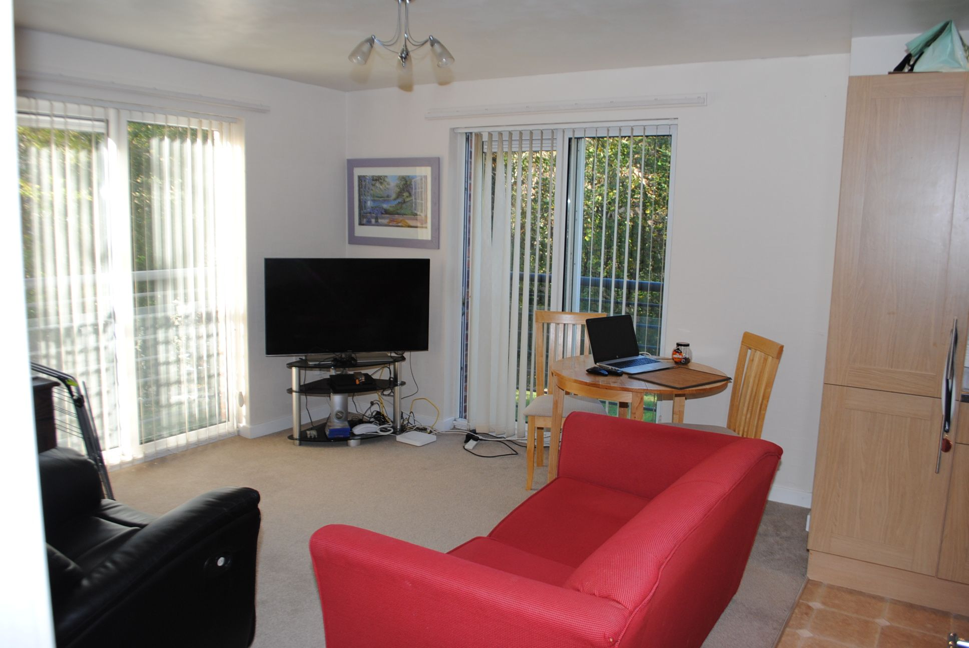 1 bedroom apartment flat/apartment To Let in Union Mills - Property photograph