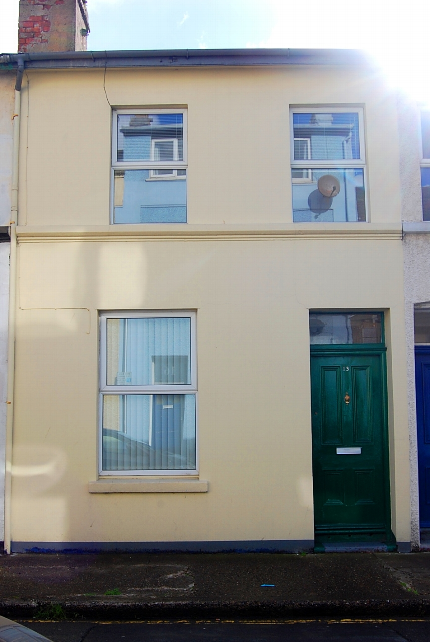2 bedroom mid terraced house Sale Agreed in Douglas - Photograph 1