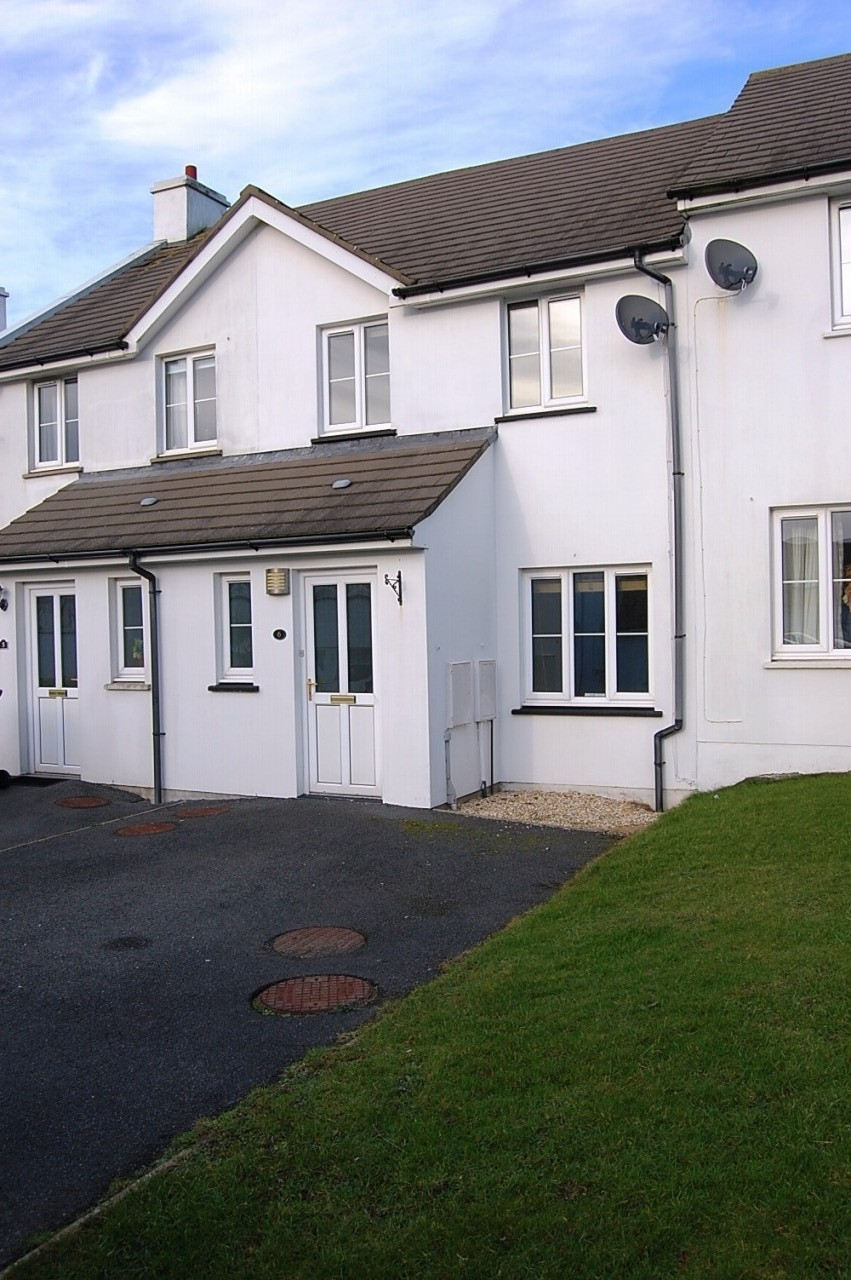 3 bedroom mid terraced house Let Agreed in Santon - Photograph 1