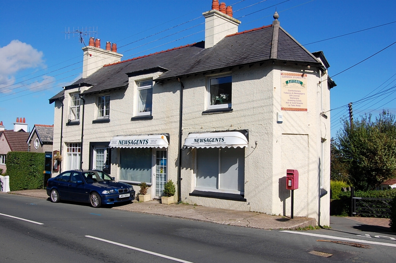 Empty Retail Premises For Sale in Baldrine - Property photograph