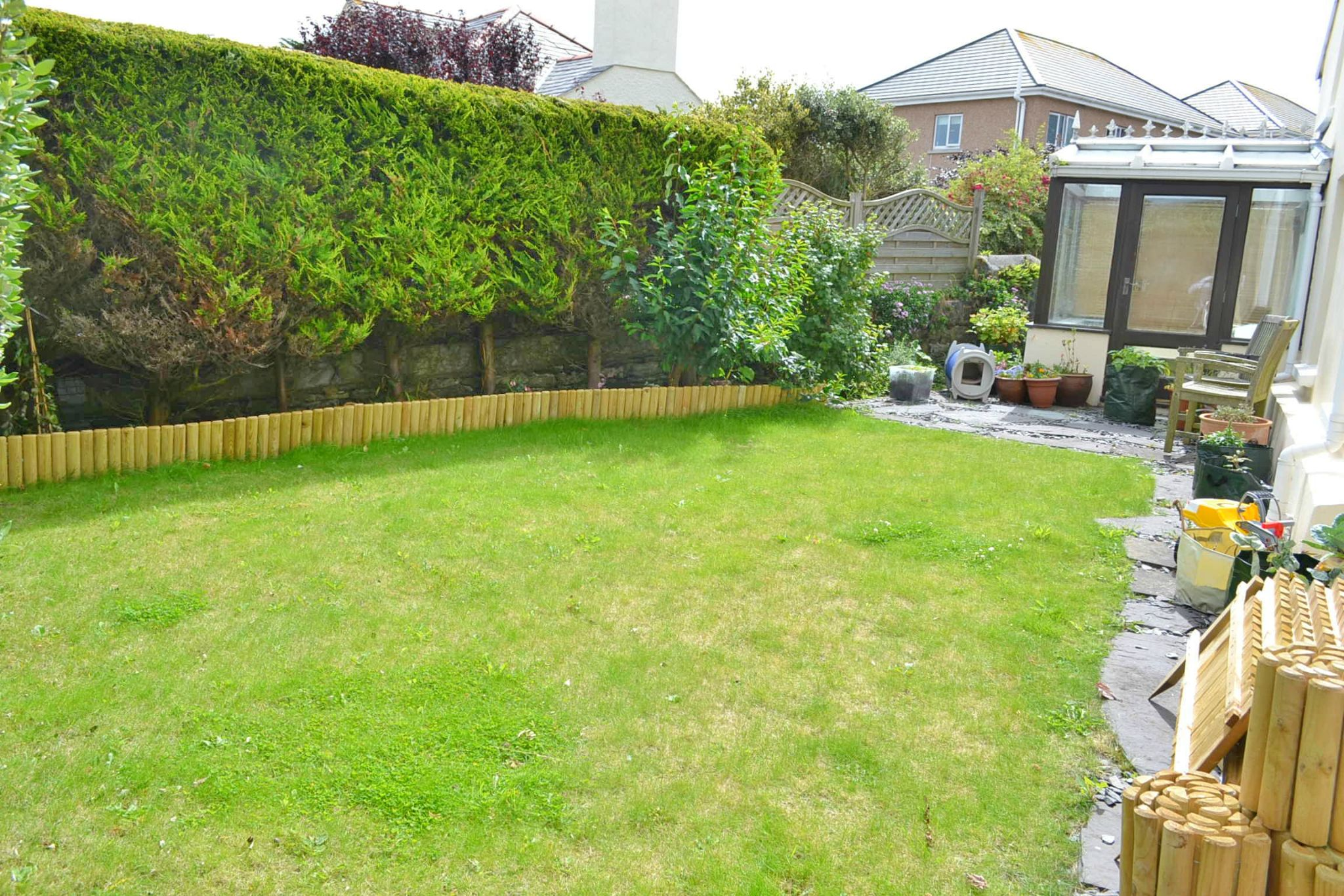 4 bedroom detached house Let in Port St Mary - Property photograph