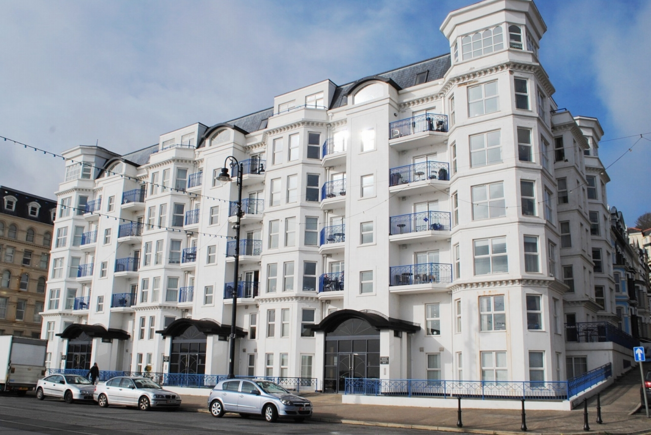1 bedroom apartment flat/apartment For Sale in Douglas - Photograph 1