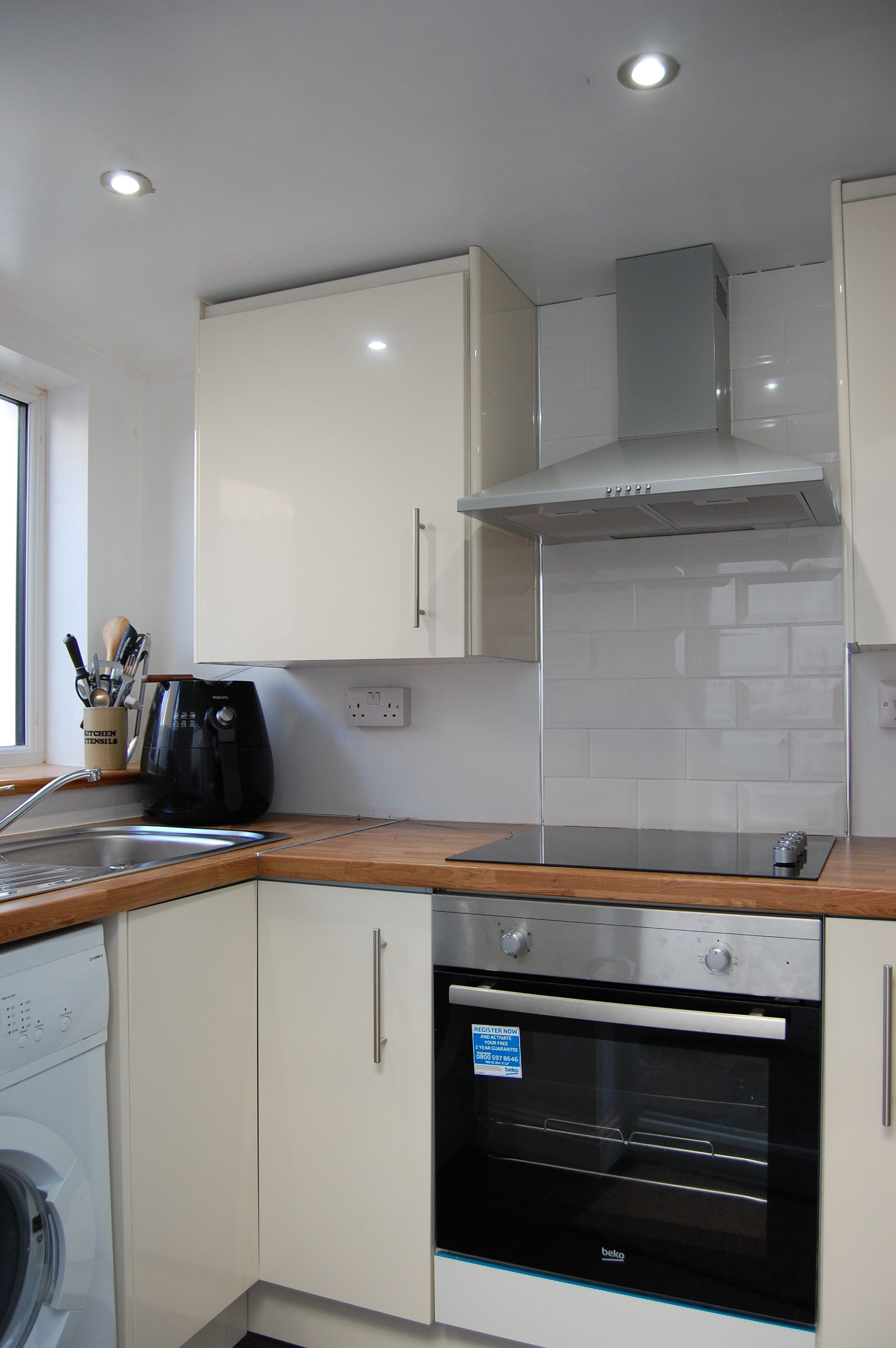 3 bedroom end terraced house Let Agreed in Peel - Property photograph