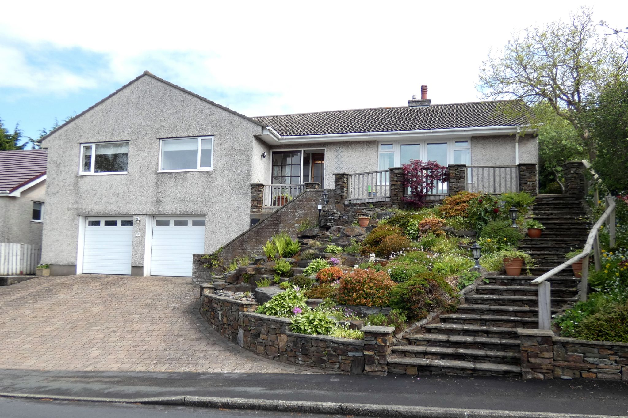 3 bedroom detached bungalow For Sale in Douglas - Photograph 1