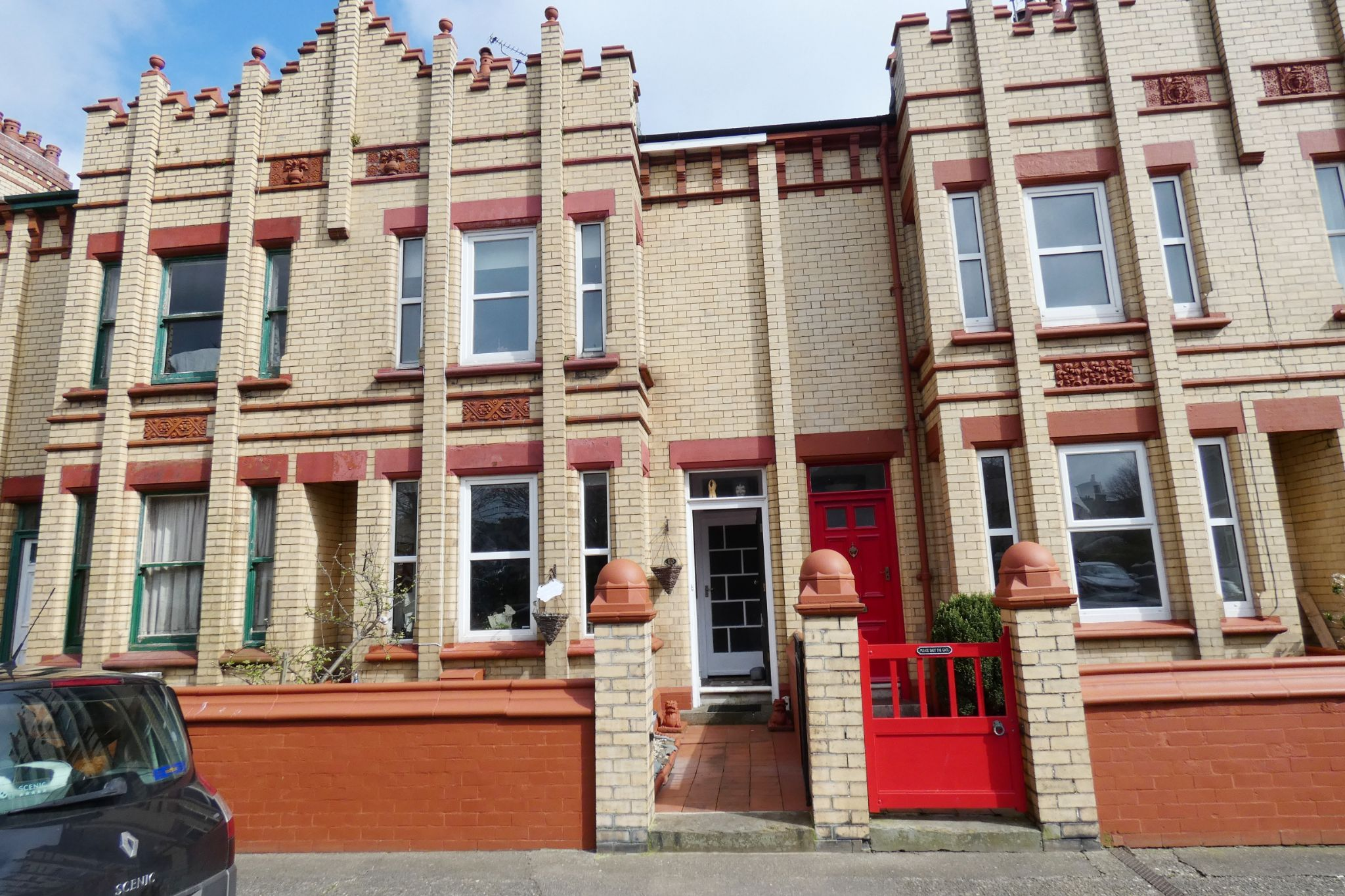 4 bedroom mid terraced house SSTC in Douglas - Photograph 1