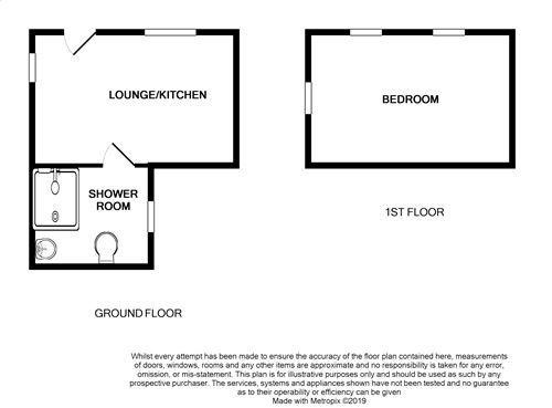 4 bedroom detached house For Sale in Colby - Floorplan 2