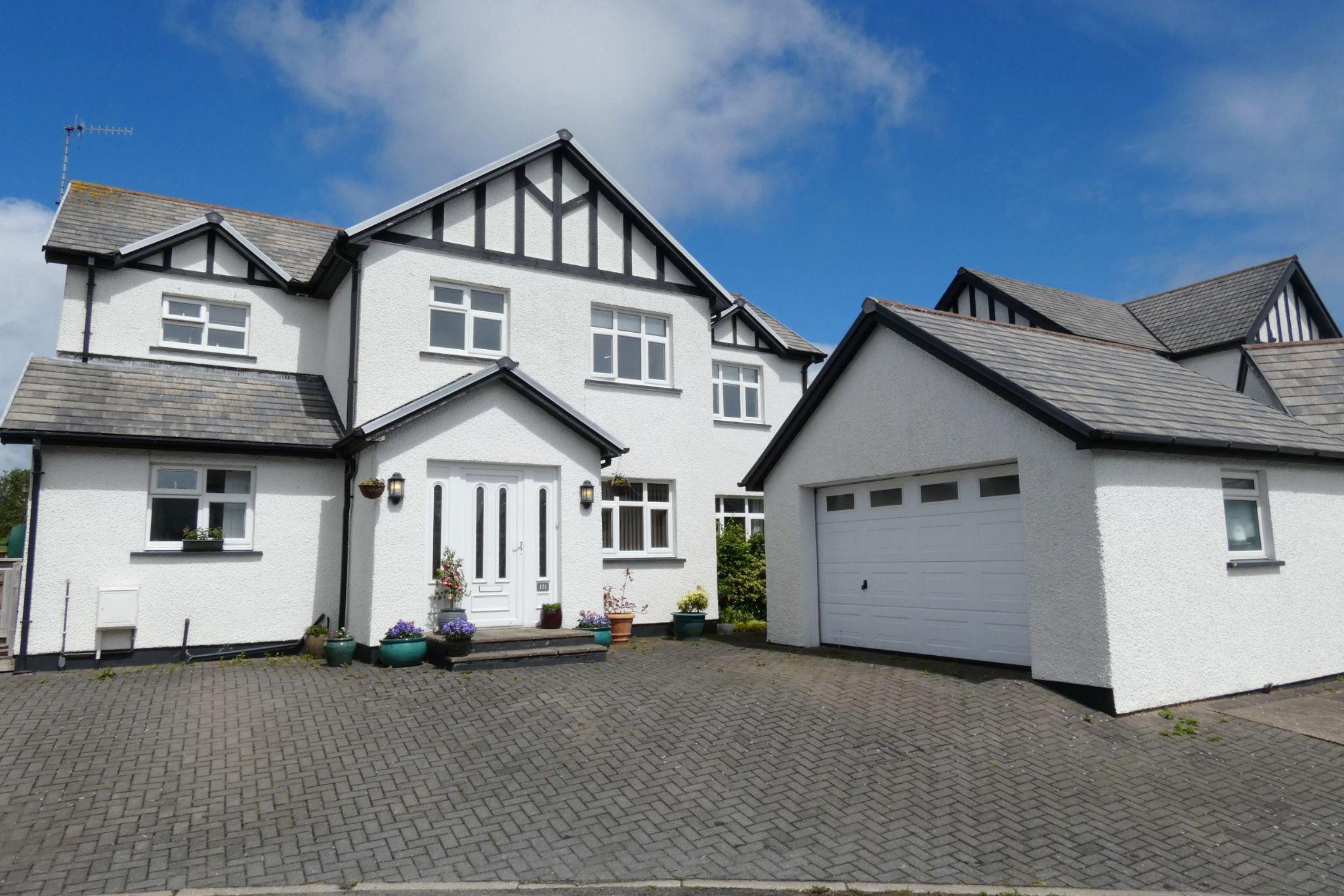 5 bedroom detached house For Sale in Santon - Photograph 36