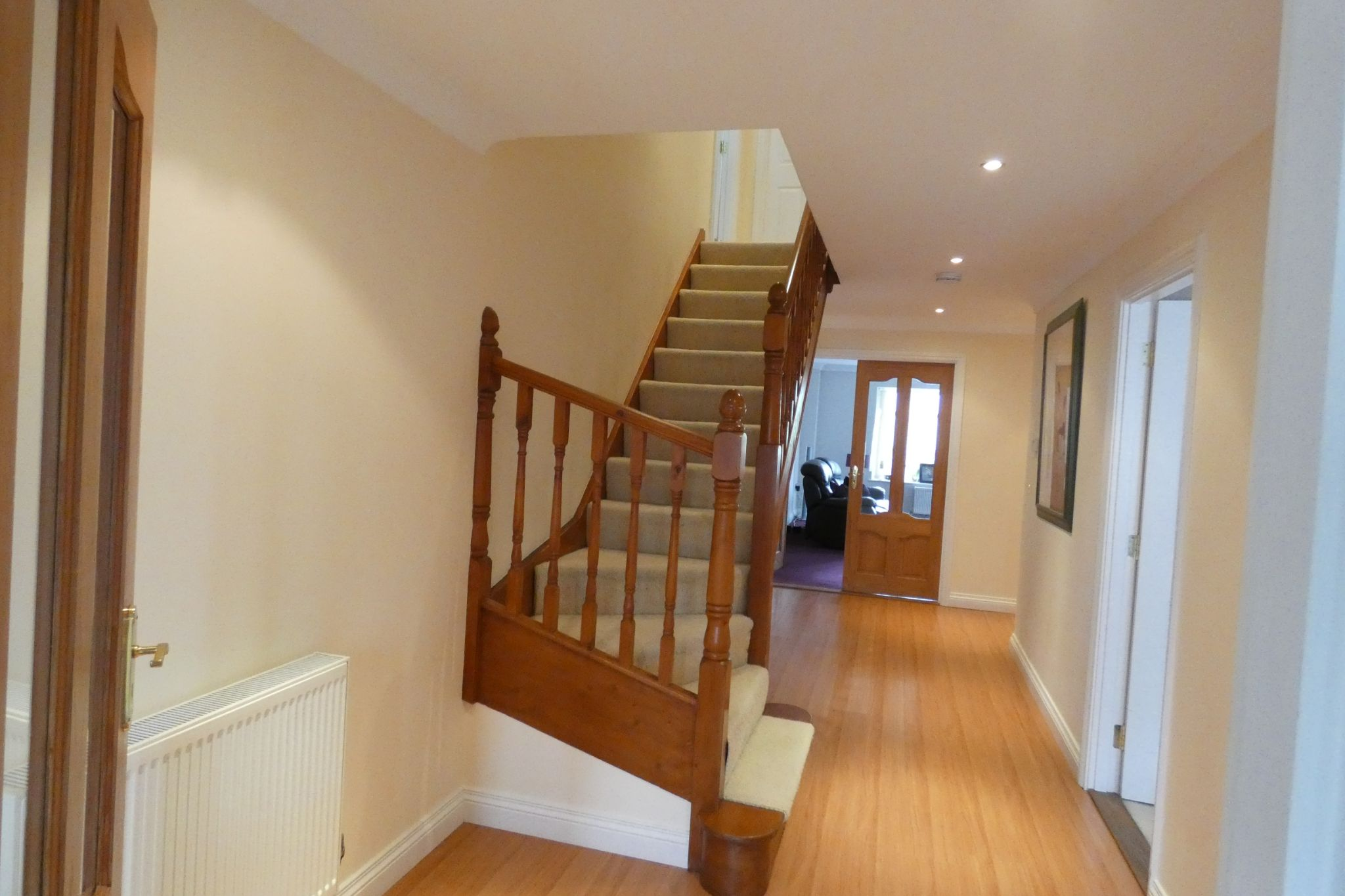 5 bedroom detached house For Sale in Santon - Property photograph