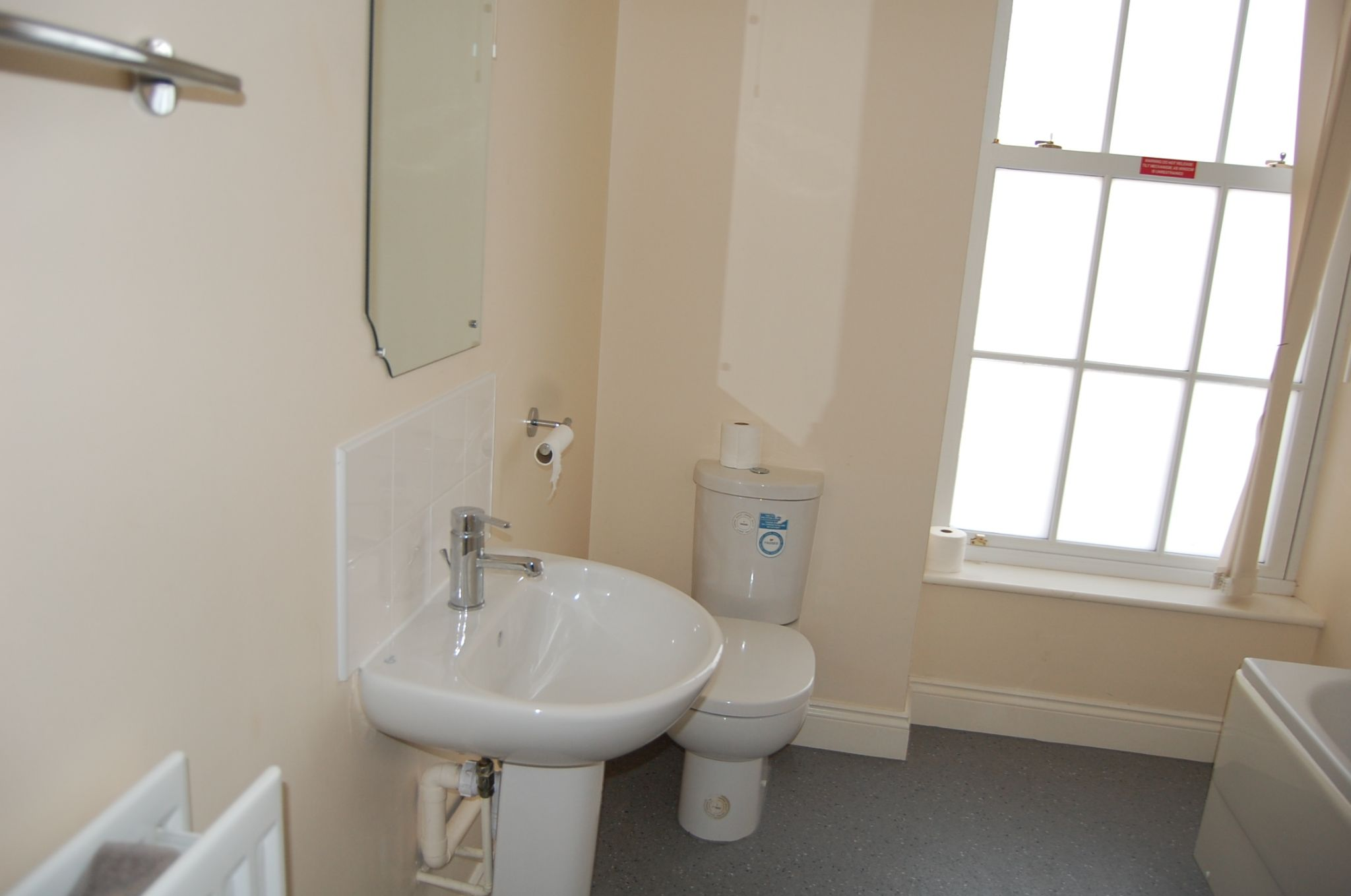 1 bedroom flat flat/apartment To Let in Peel - Property photograph