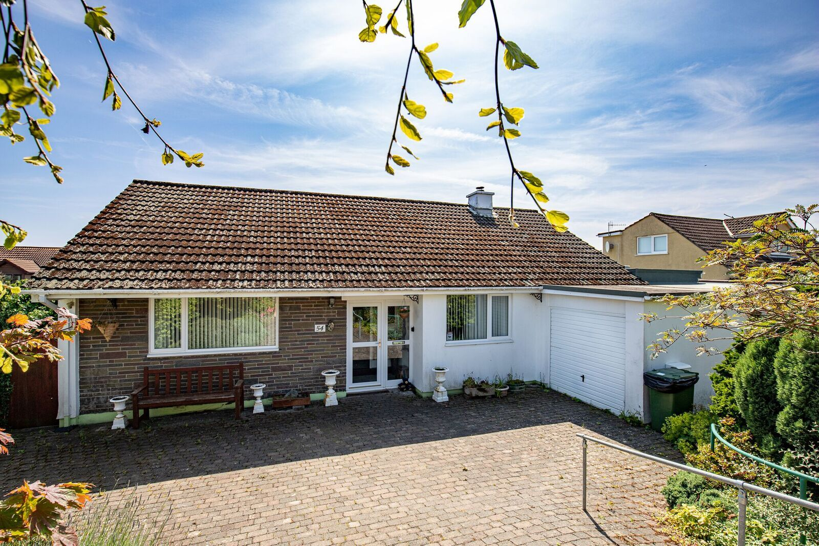 3 bedroom detached bungalow Sold in Onchan - Photograph 13