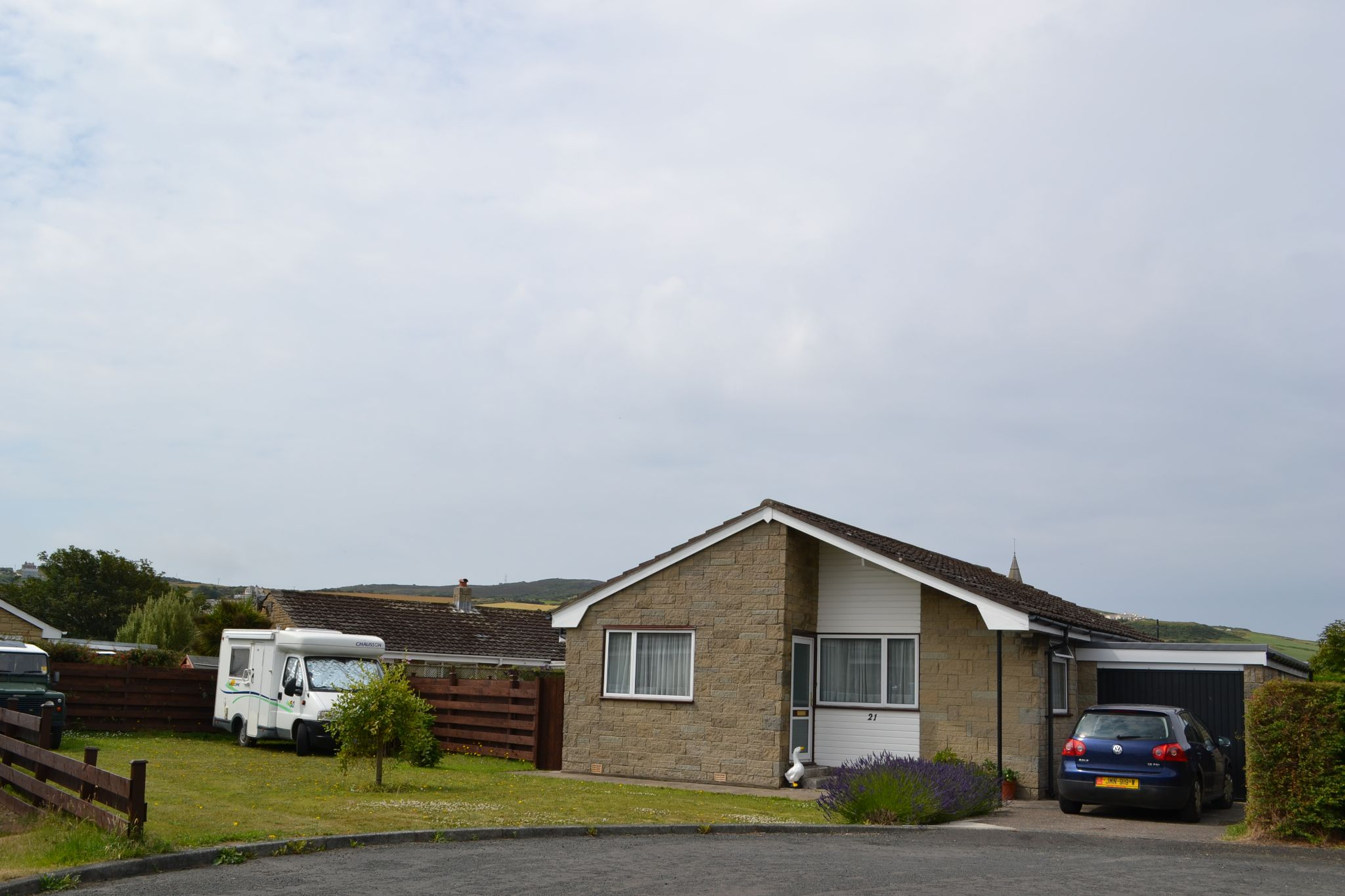 3 bedroom detached bungalow For Sale in Port Erin - Photograph 1