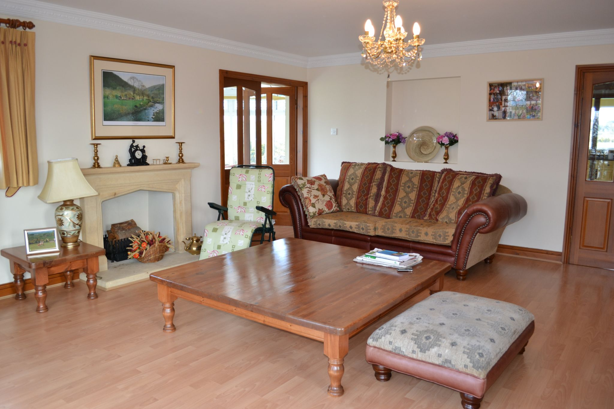 5 bedroom detached house For Sale in Ballasalla - Property photograph