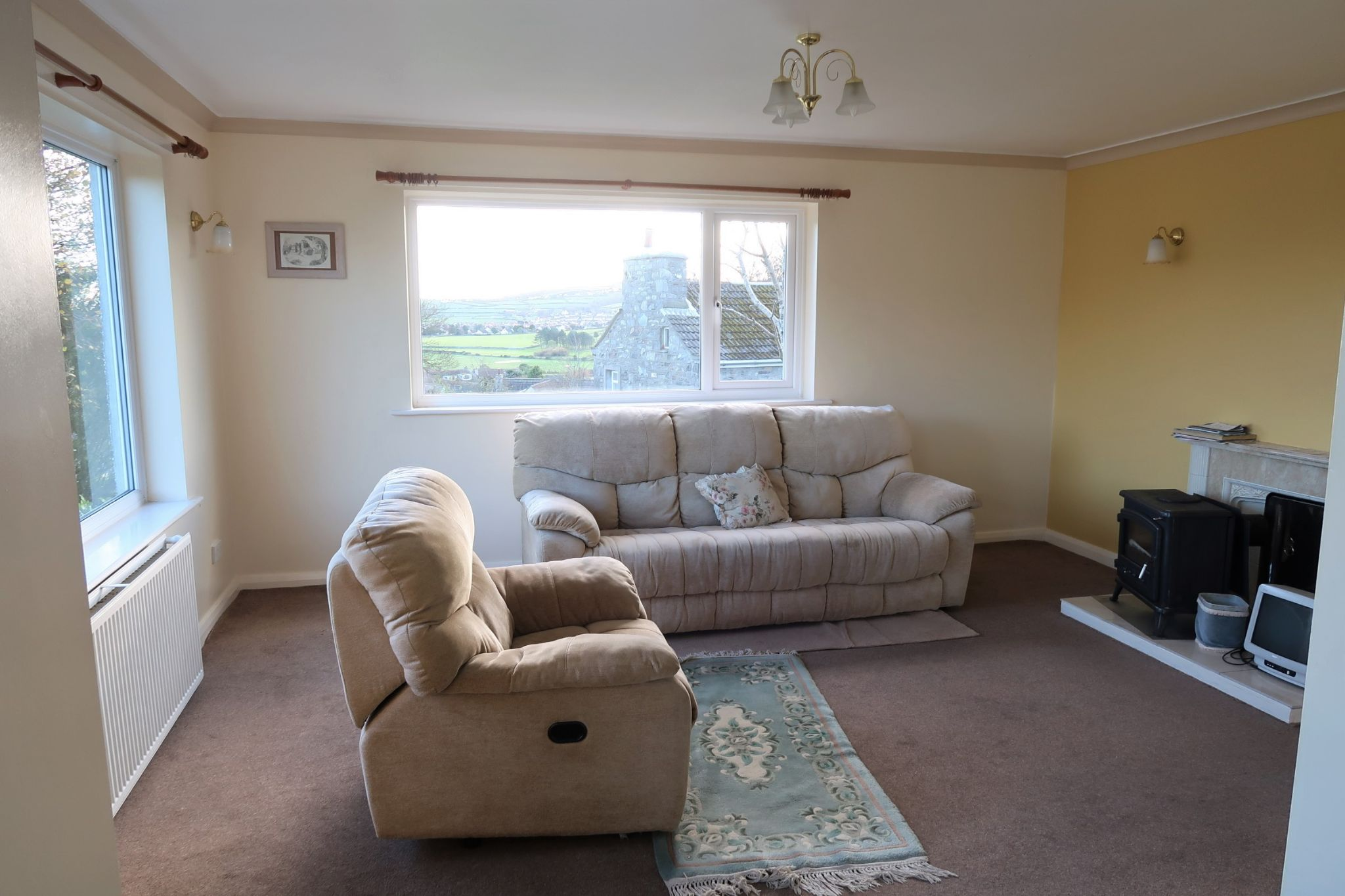 4 bedroom detached bungalow SSTC in Surby,port Erin - Property photograph